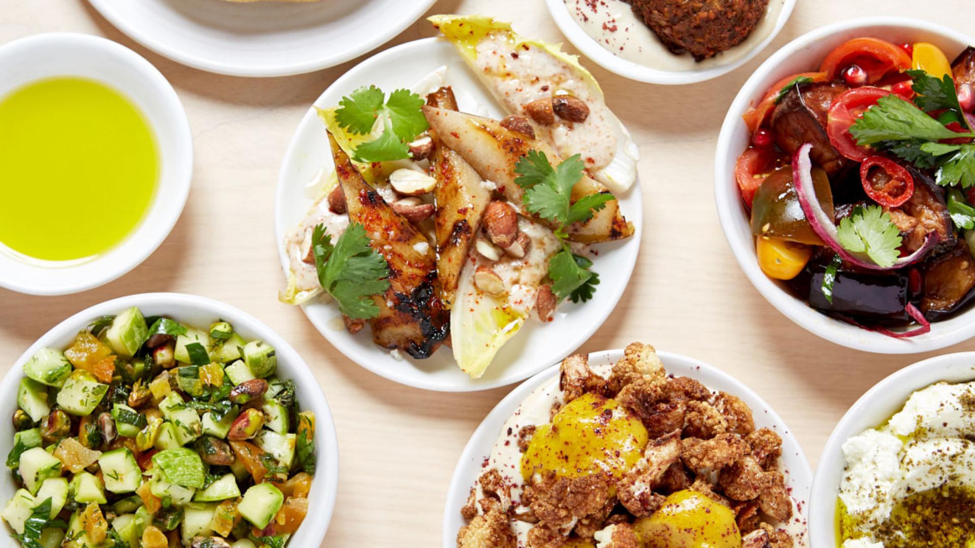 Honey & Smoke: the sharing menu