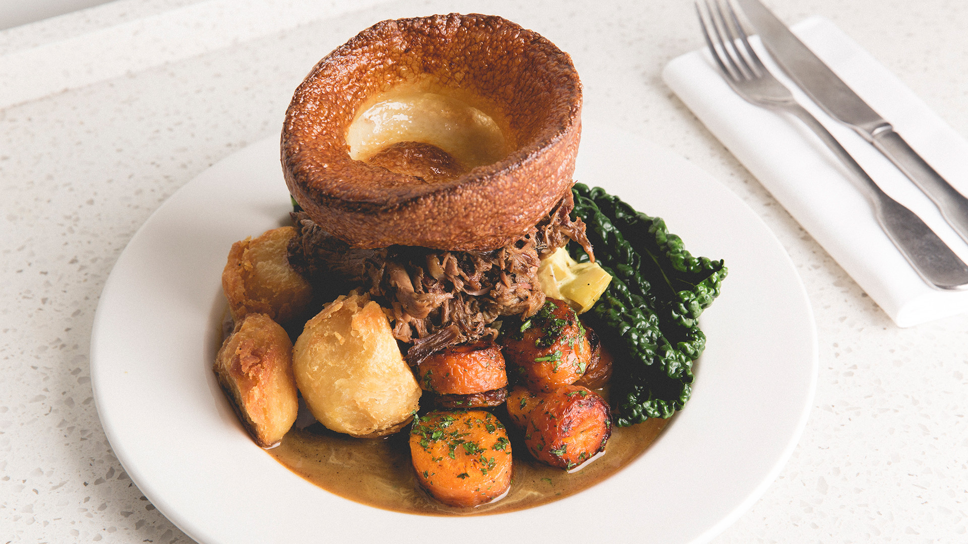 London's best Sunday roast – Coal Rooms
