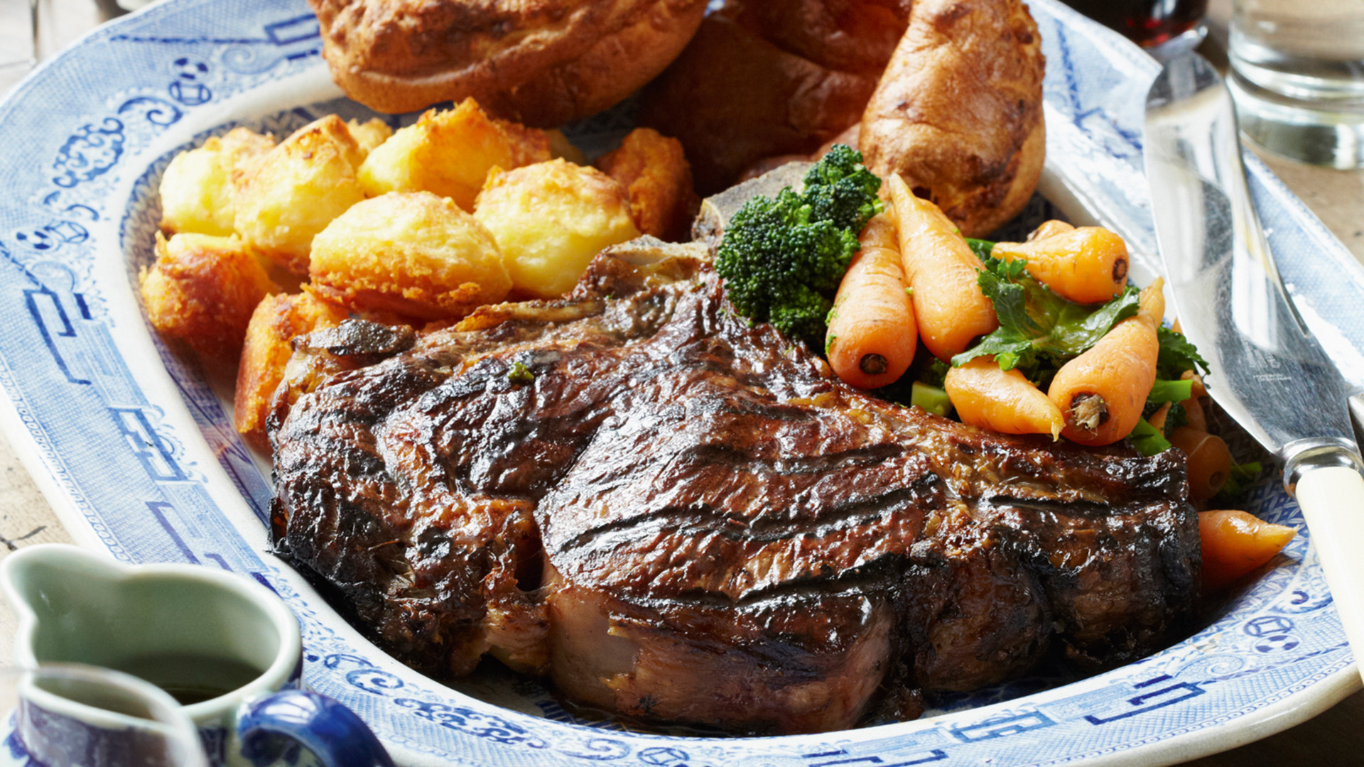 London's best Sunday roast – Drapers Arms