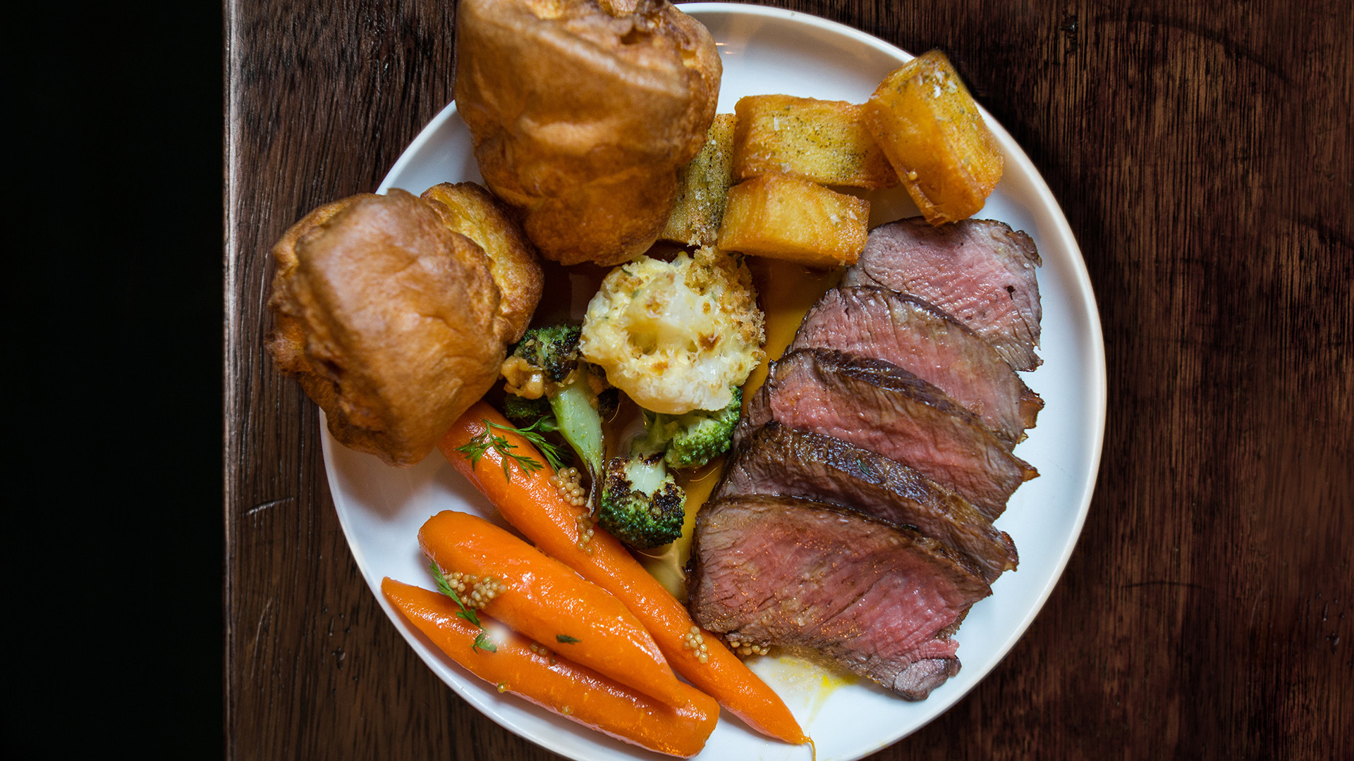 London's best Sunday roast – Cora Pearl