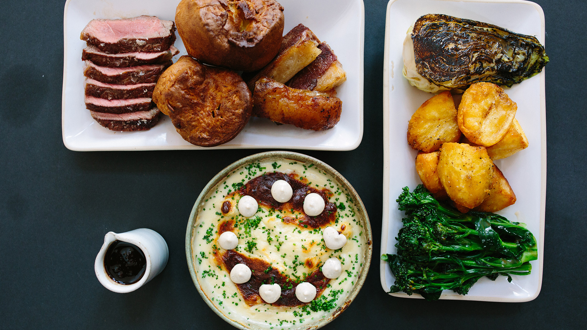 London's best Sunday roast – 12:51