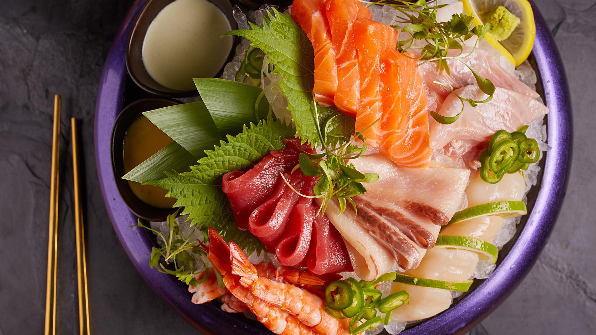 London's best Japanese restaurants – Chotto Matte