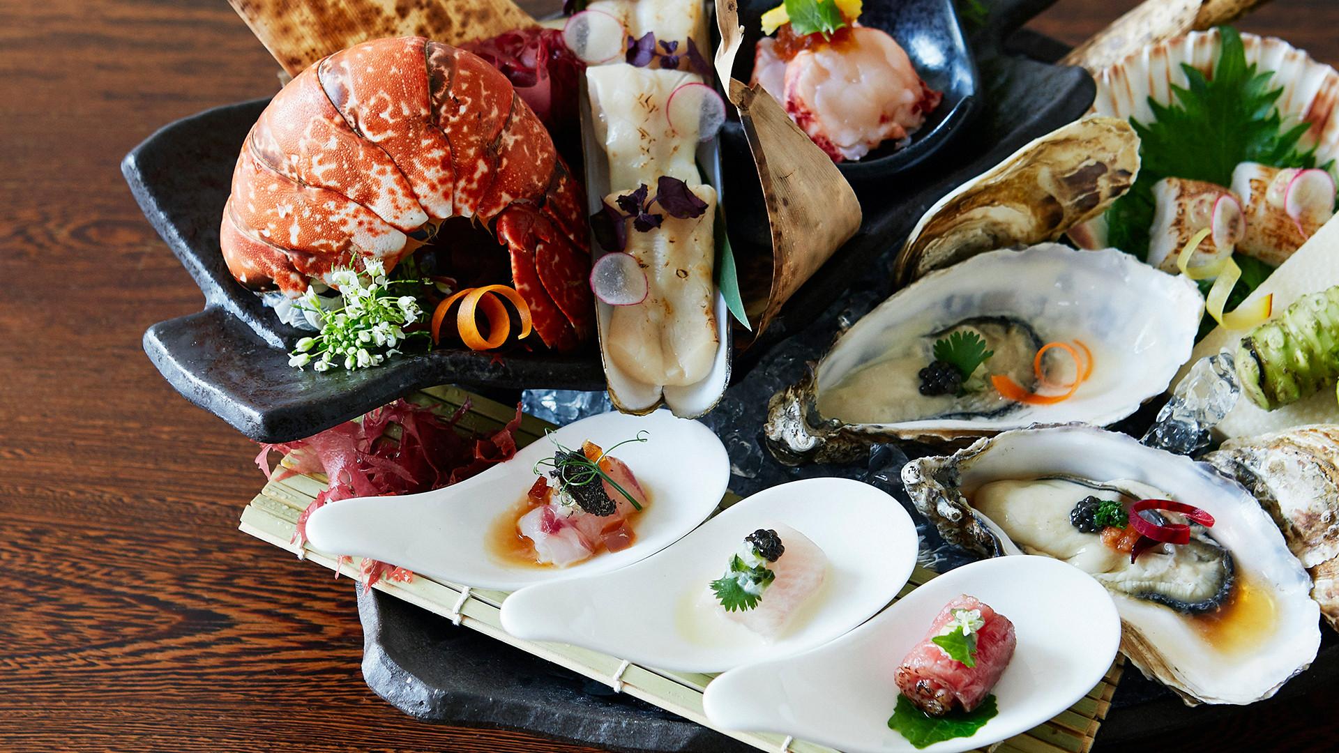 London's best Japanese restaurants – Dinings SW3