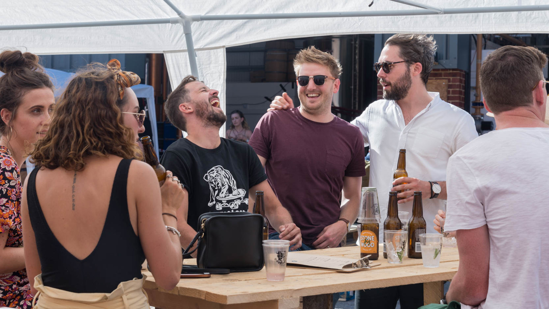 End of Summer Distillery Party at Doghouse Distillery