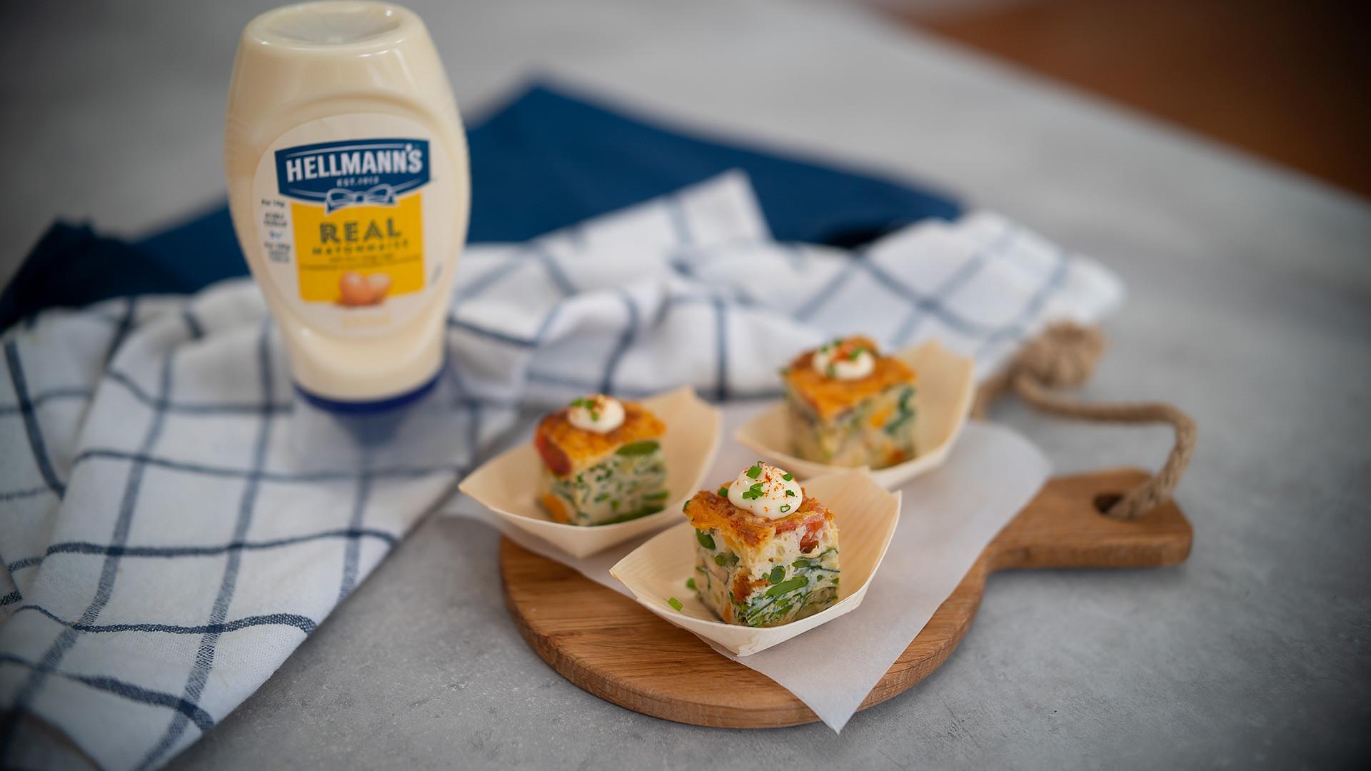 Hellmann's Real Taste, Less Waste Kitchen