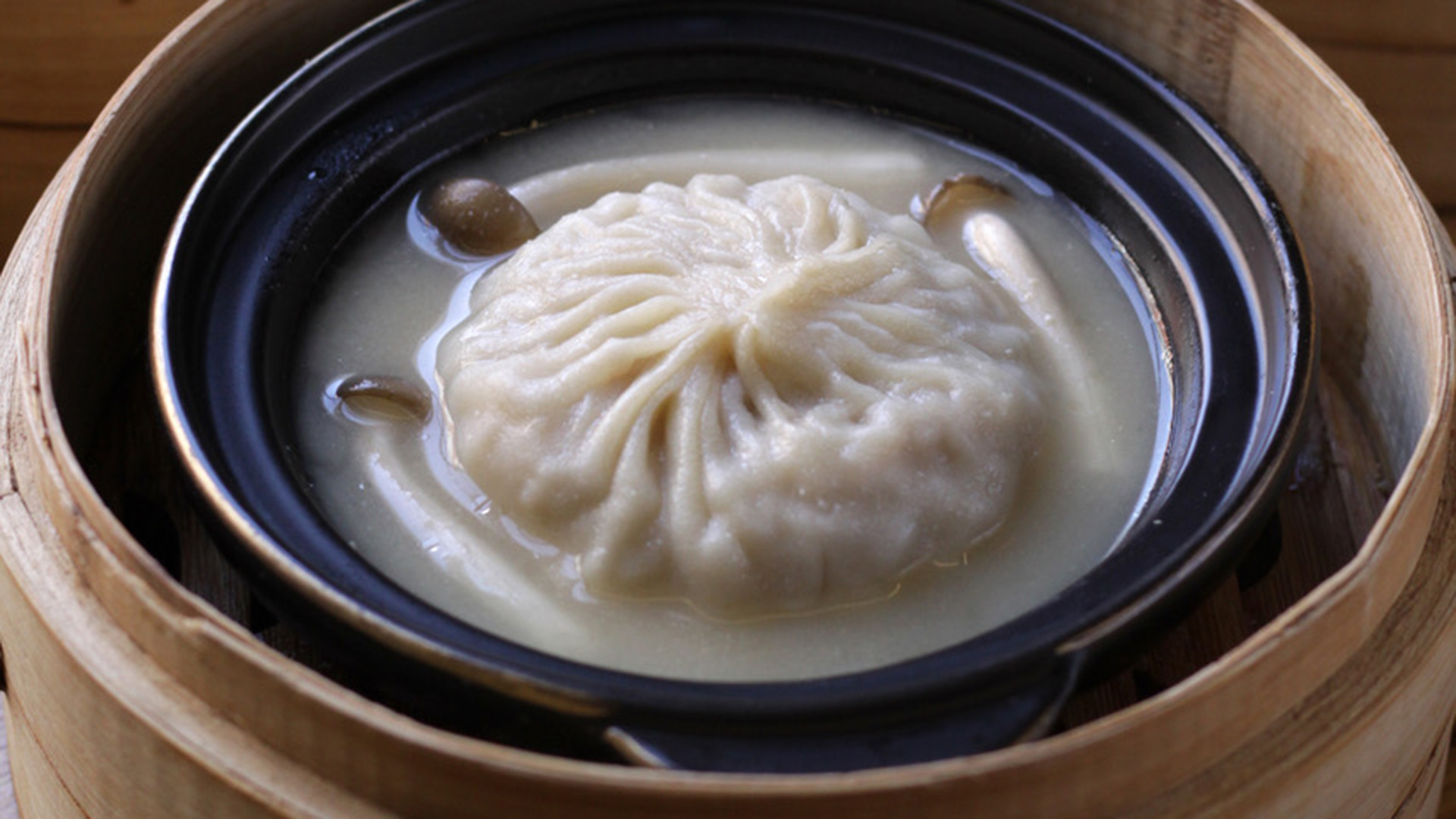 BaoziInn, London Bridge: restaurant review - big soup dumpling