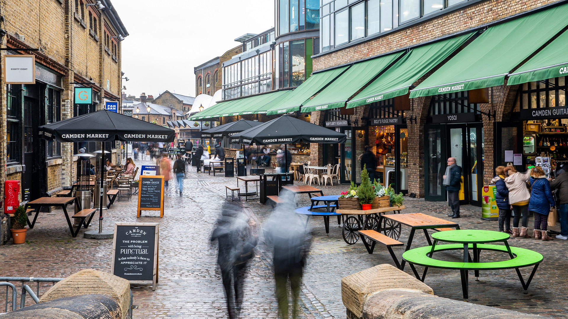 Camden Market North Yard