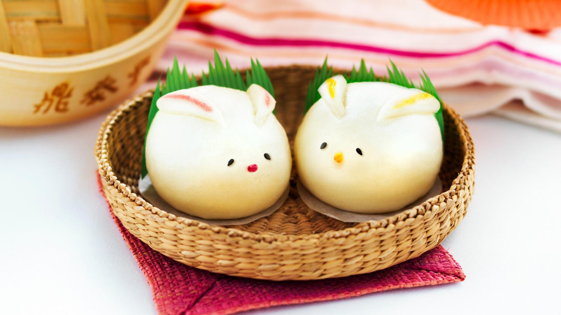 Din Tai Fung bunny bun