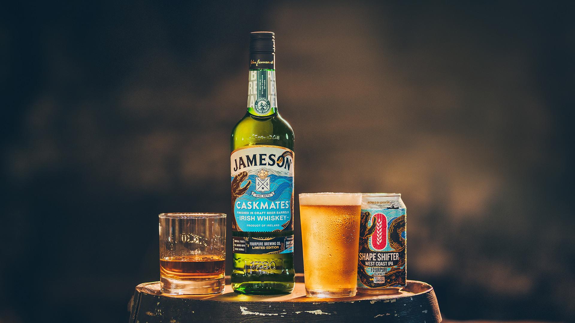 Jameson Fourpure Whiskey