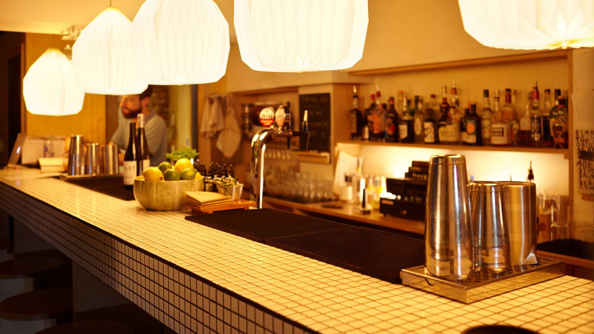London's best basement bars: Behind This Wall