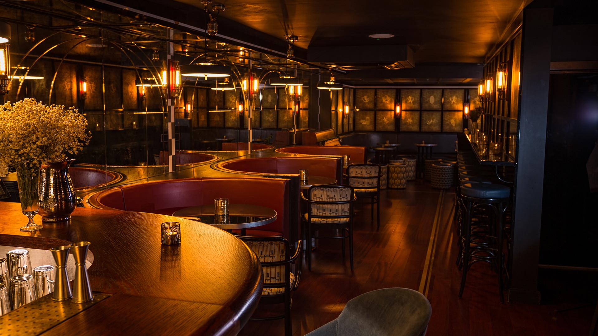 London's best basement bars: Swift