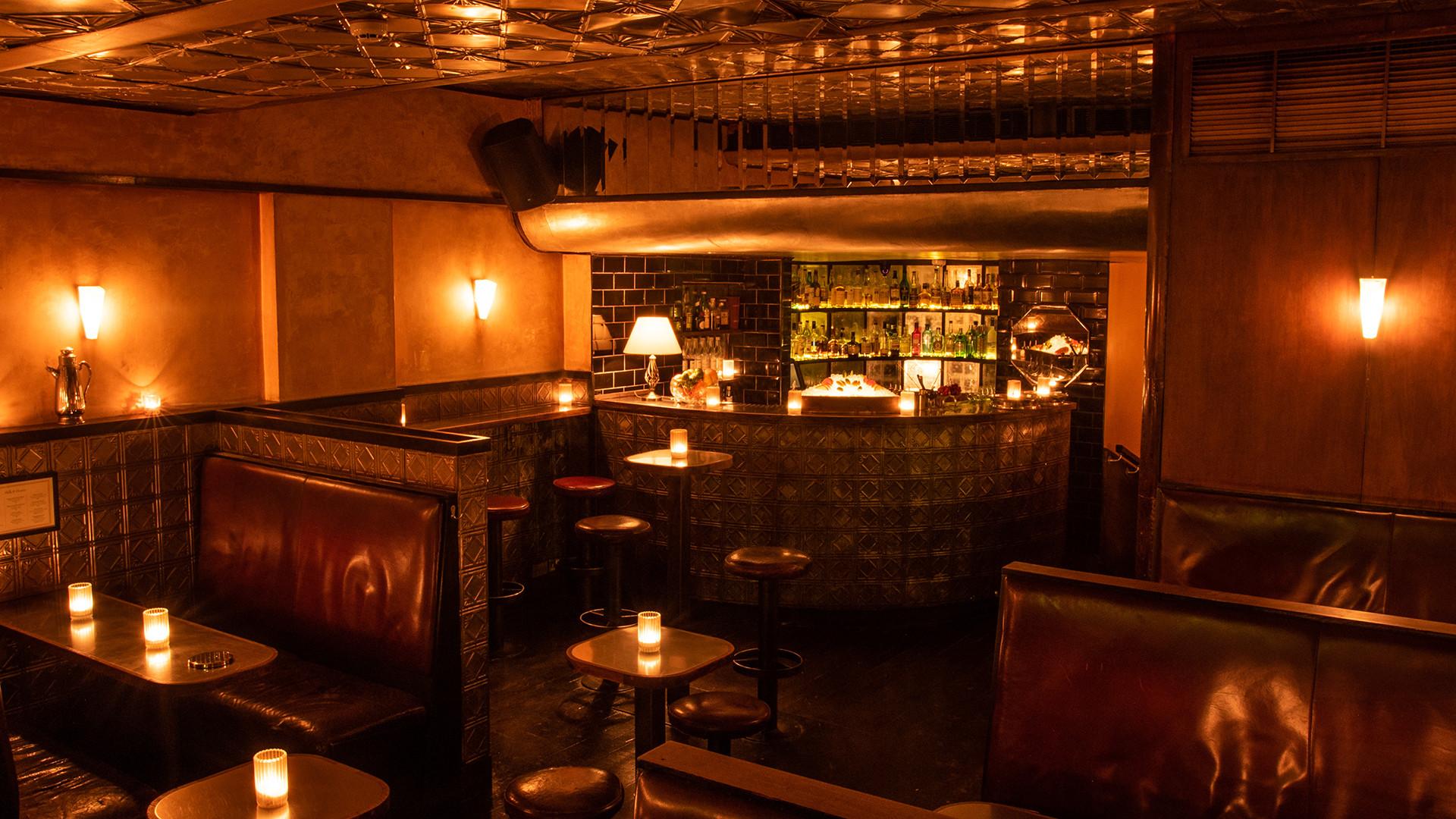 London's best basement bars: Milk and Honey