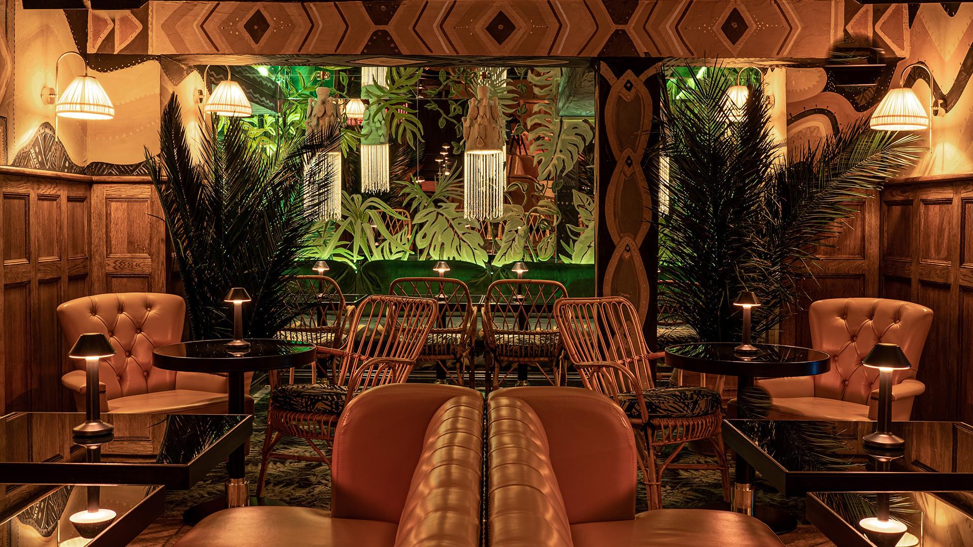 London's best basement bars: Kwānt