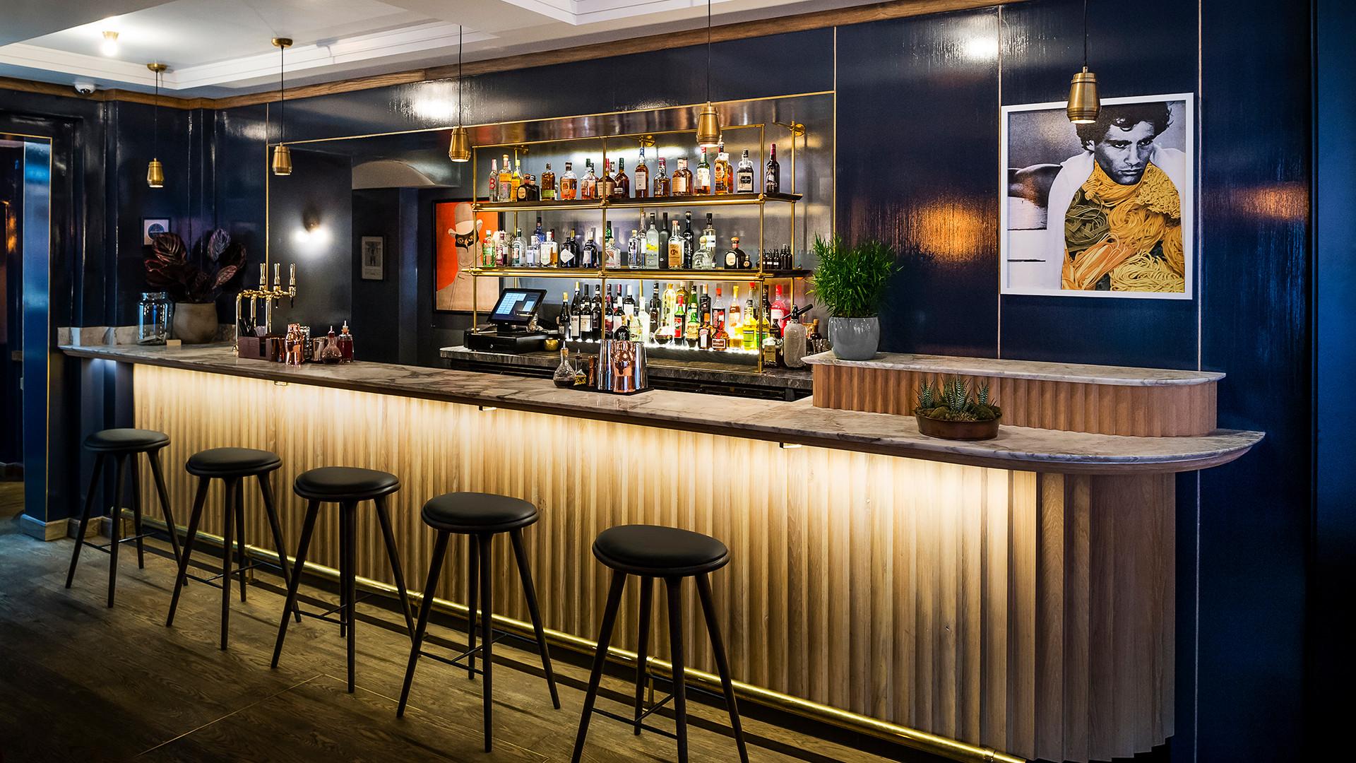 London's best basement bars: Bernardi's