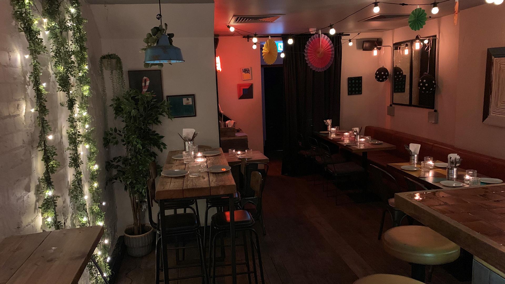 London's best basement bars: Cocteleria