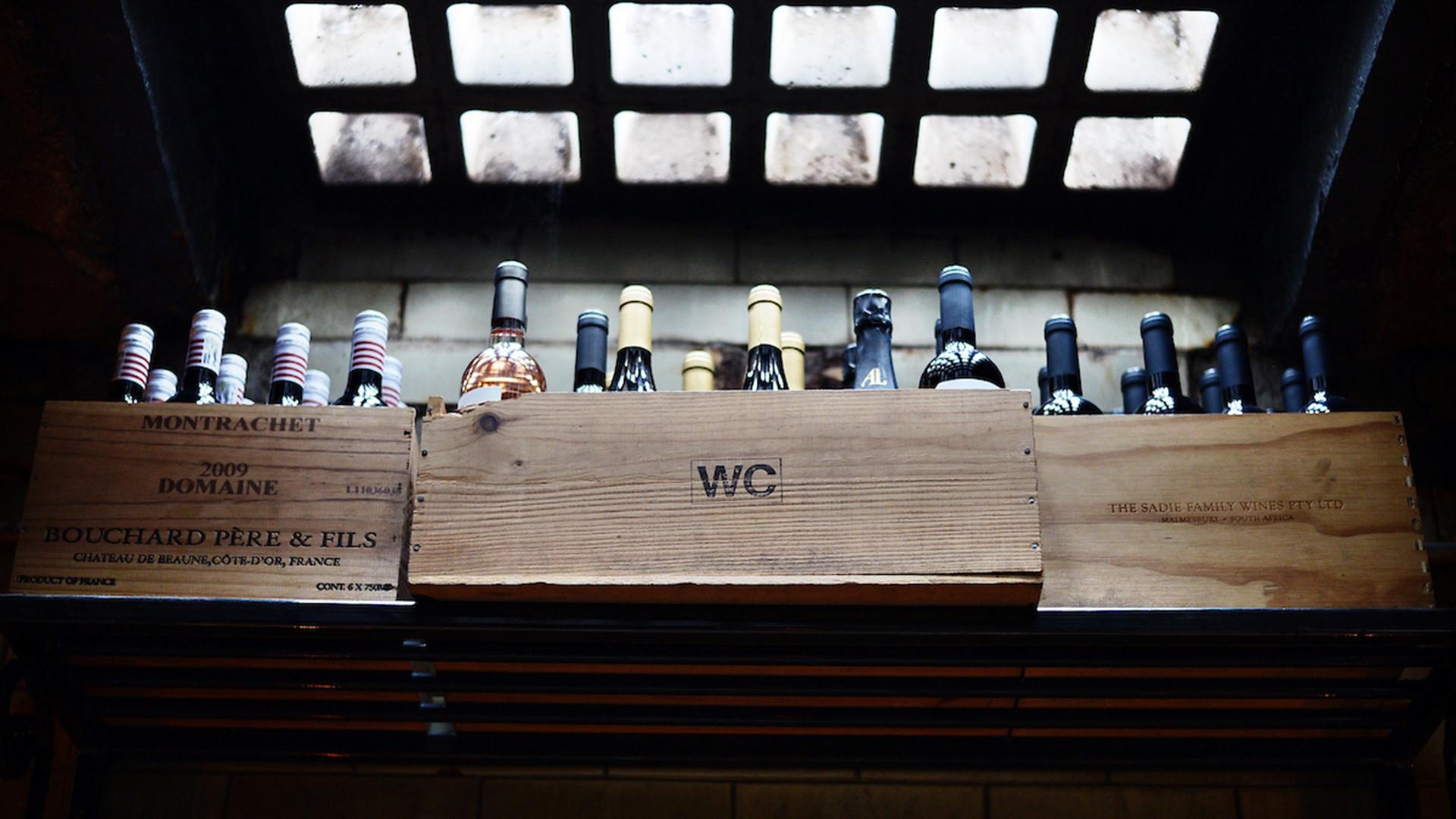 London's best basement bars: WC Clapham