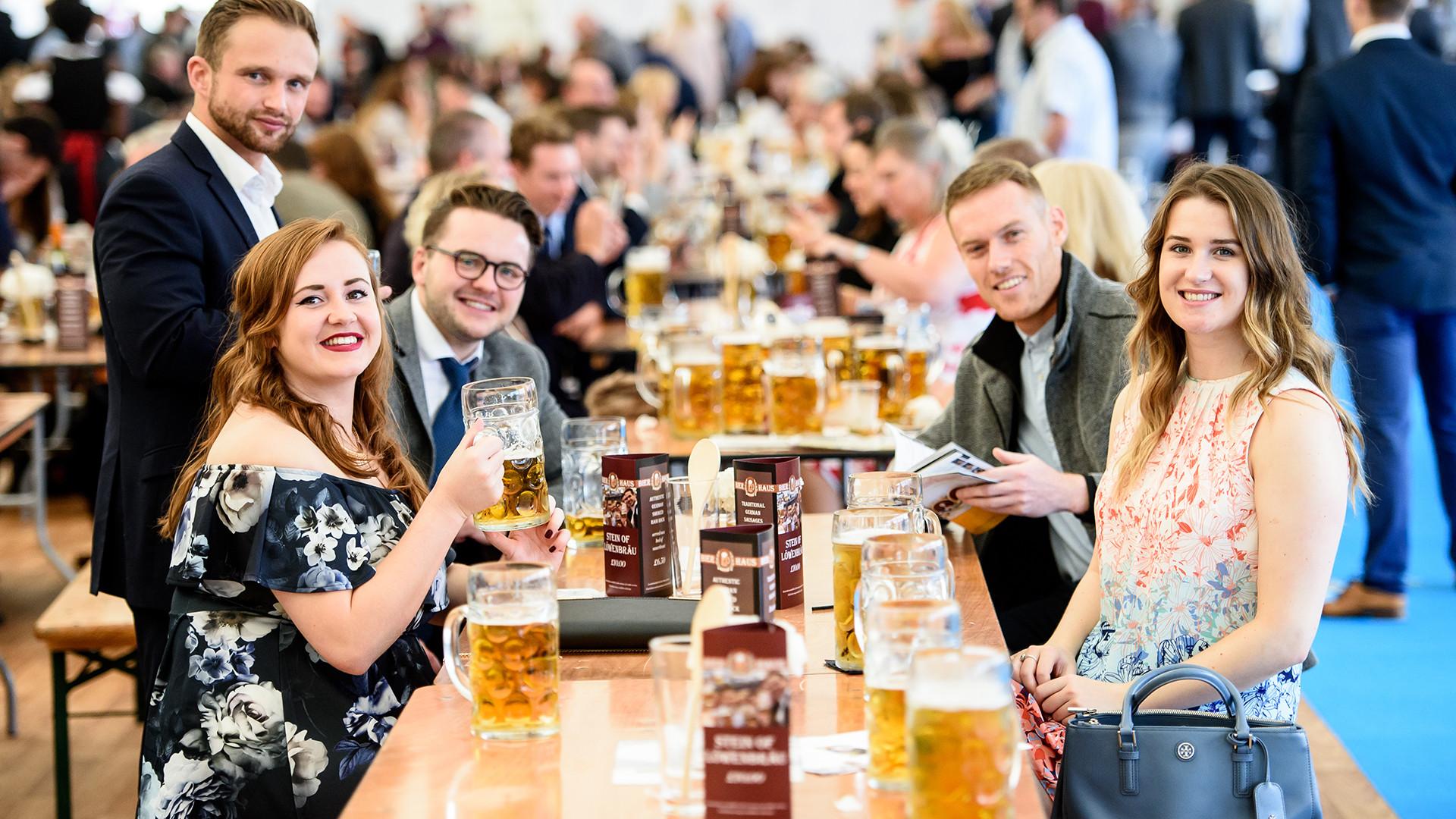 Ascot Beer Festival