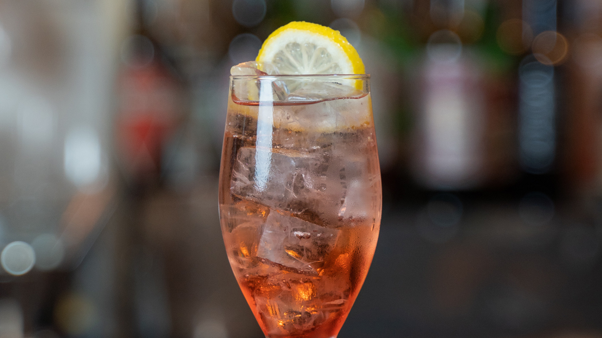 Funkidory 'Peach Please' cocktail