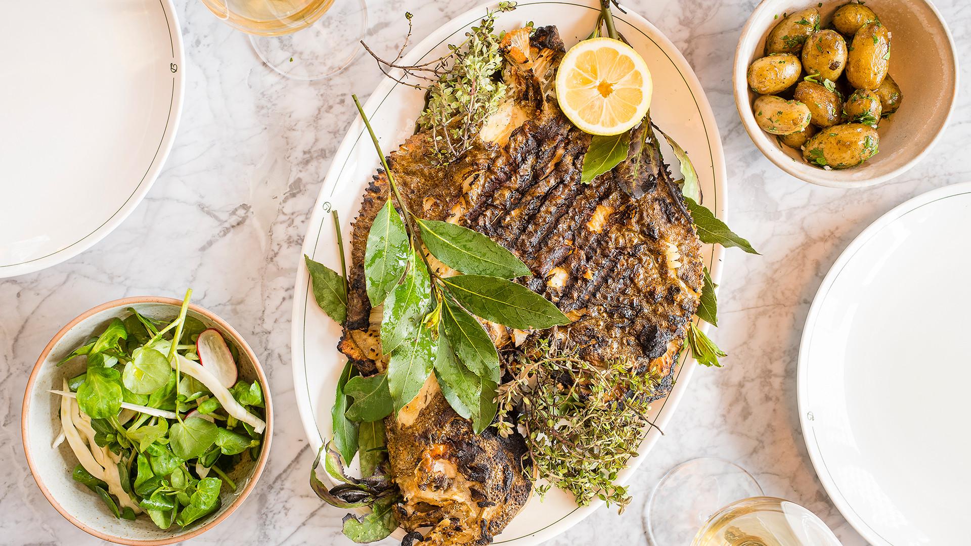 London's best seafood restaurants – Darby's