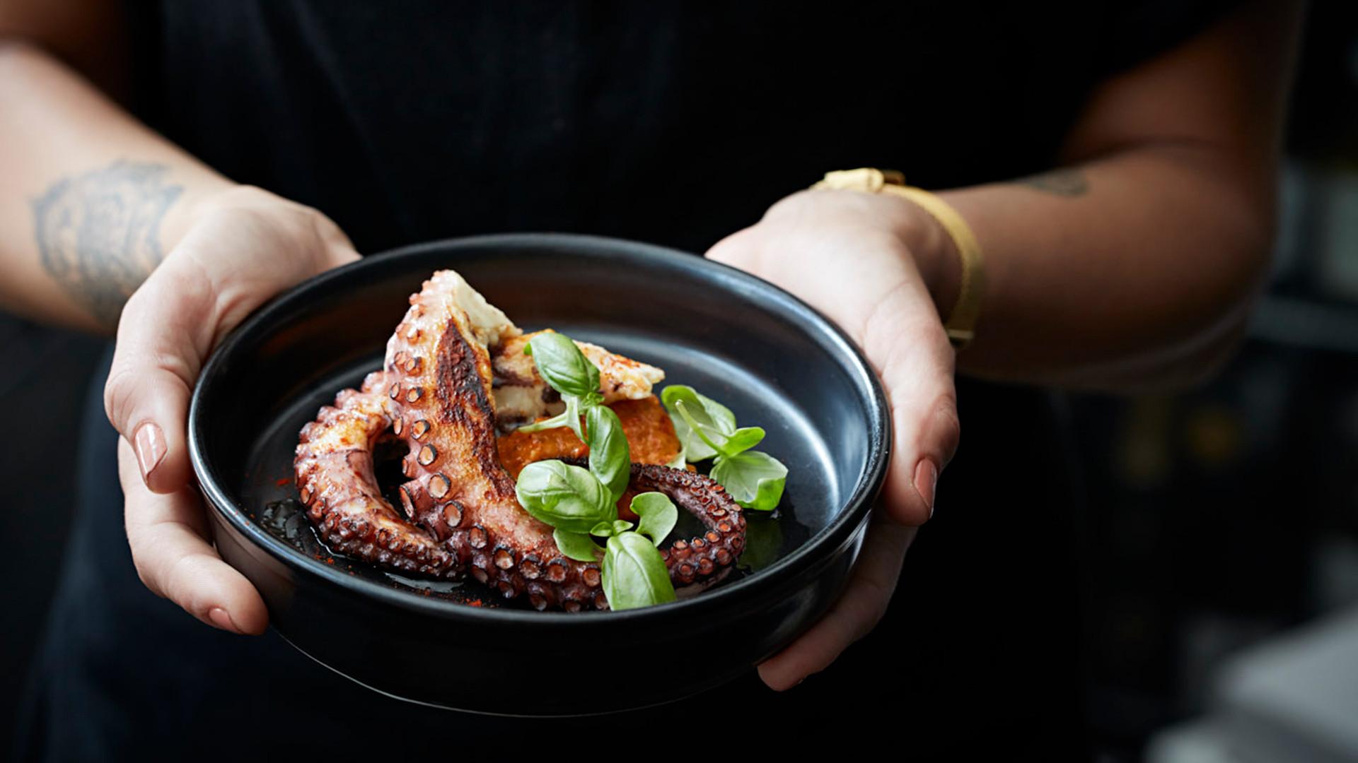 London's best seafood restaurants – Prawn on the Lawn
