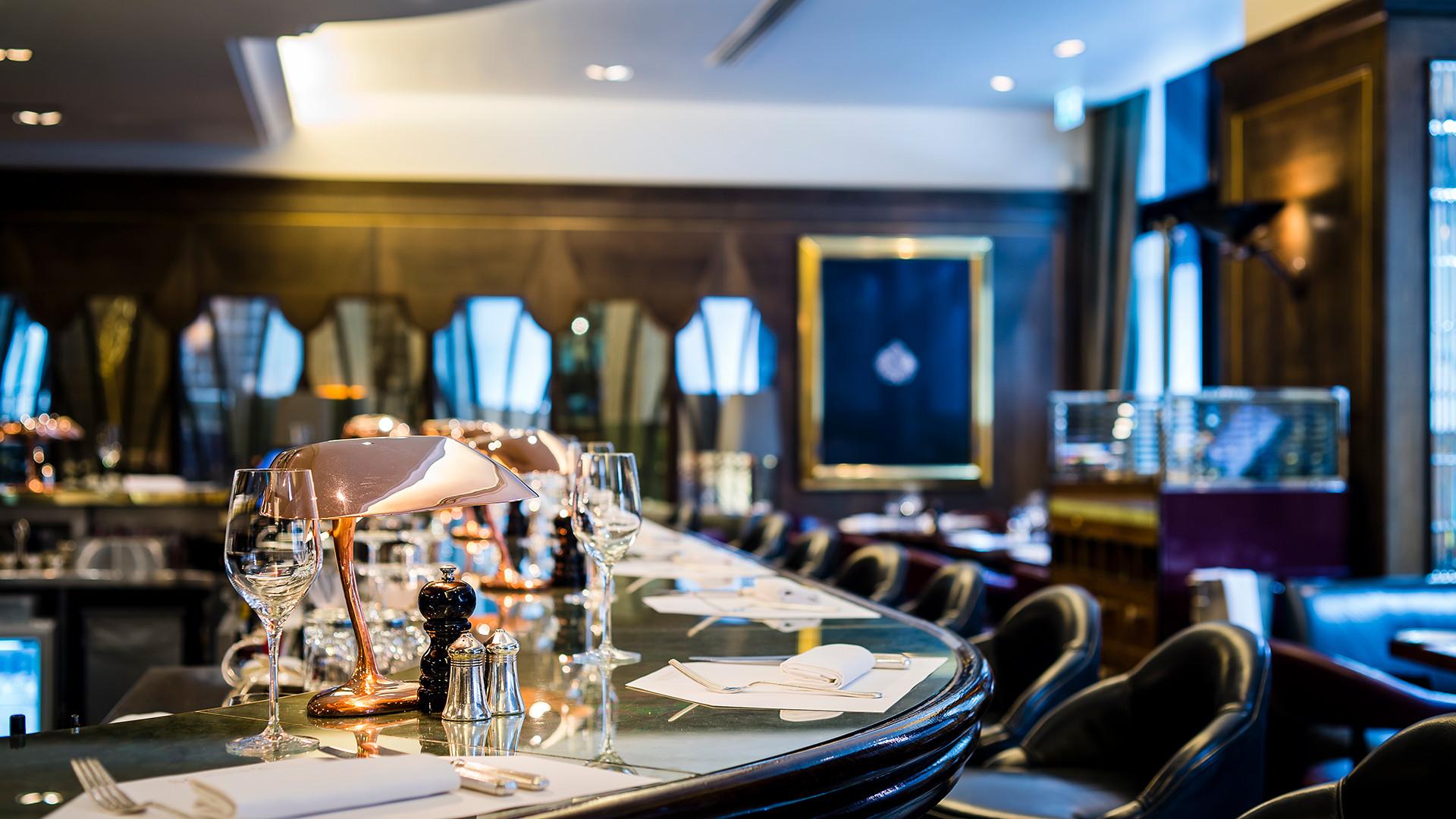 London's best seafood restaurants – Scott's