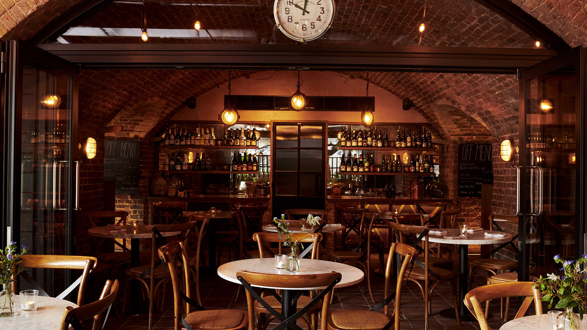 London's best seafood restaurants – The Drop Wine Bar