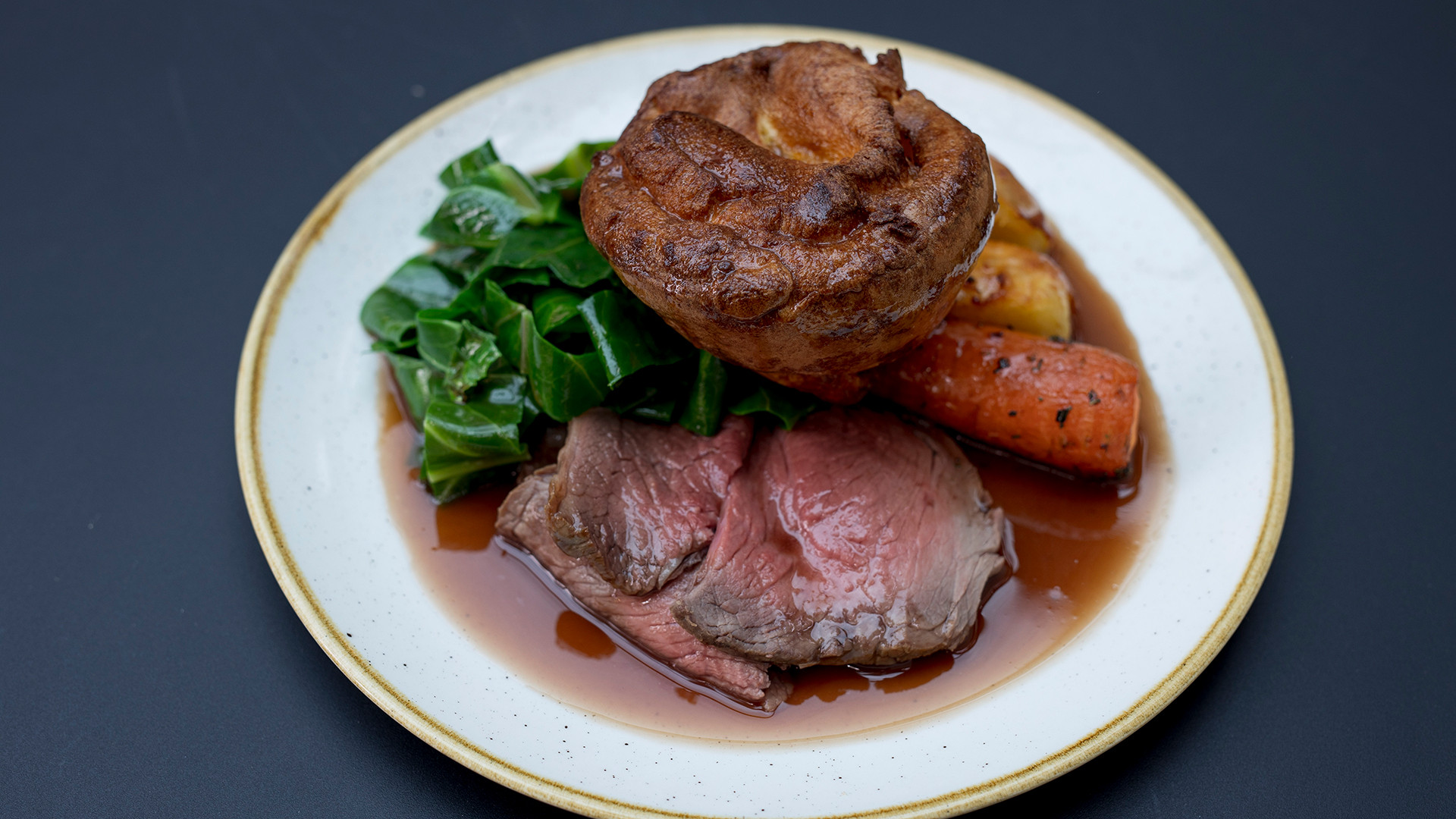 Sunday lunch at Four Legs