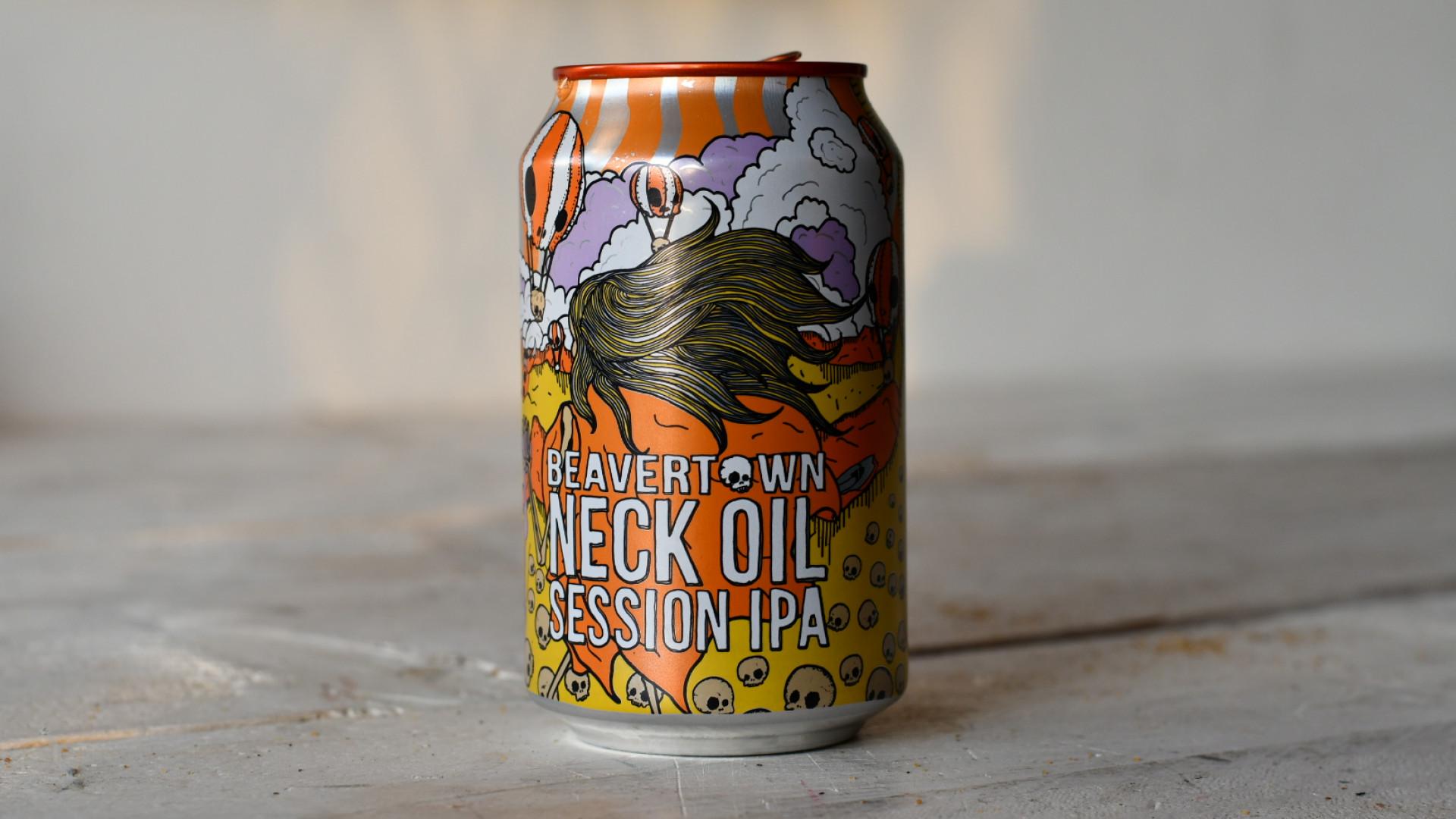 Beavertown Neck Oil session IPA