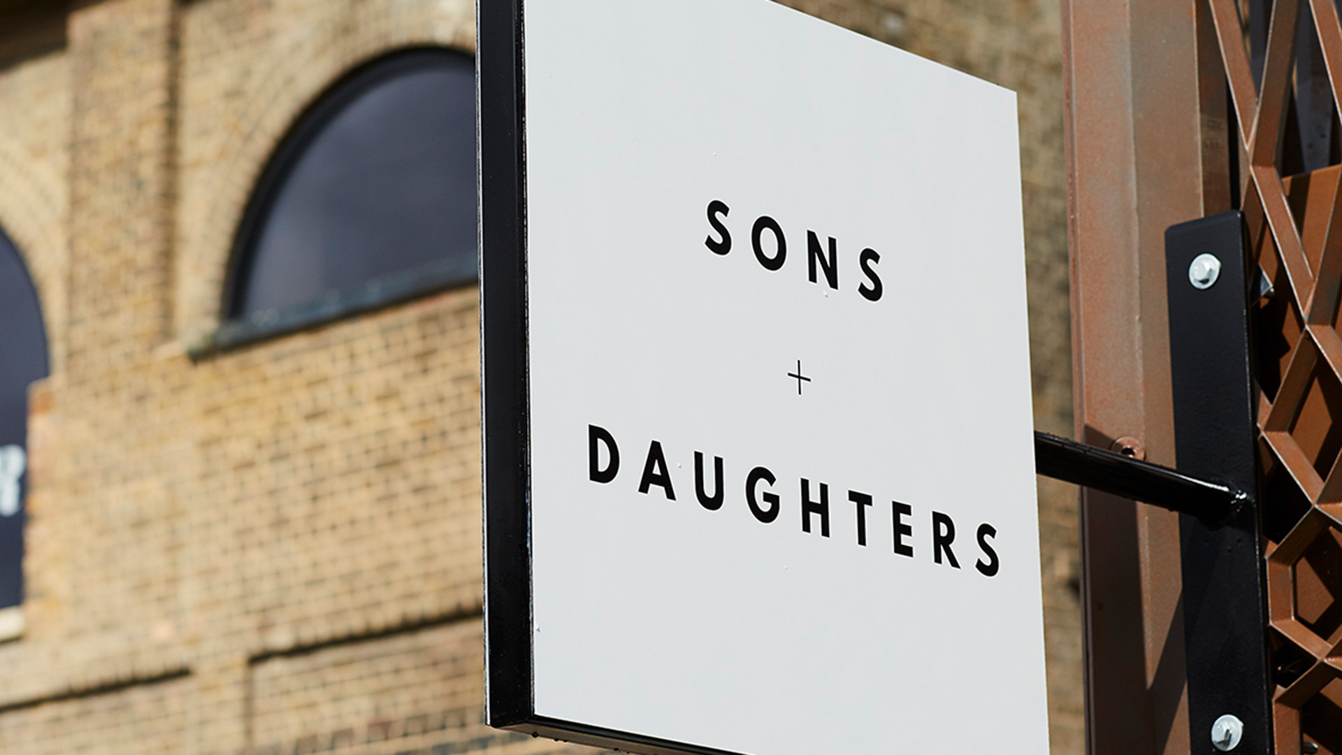 Exterior of Sons + Daughters