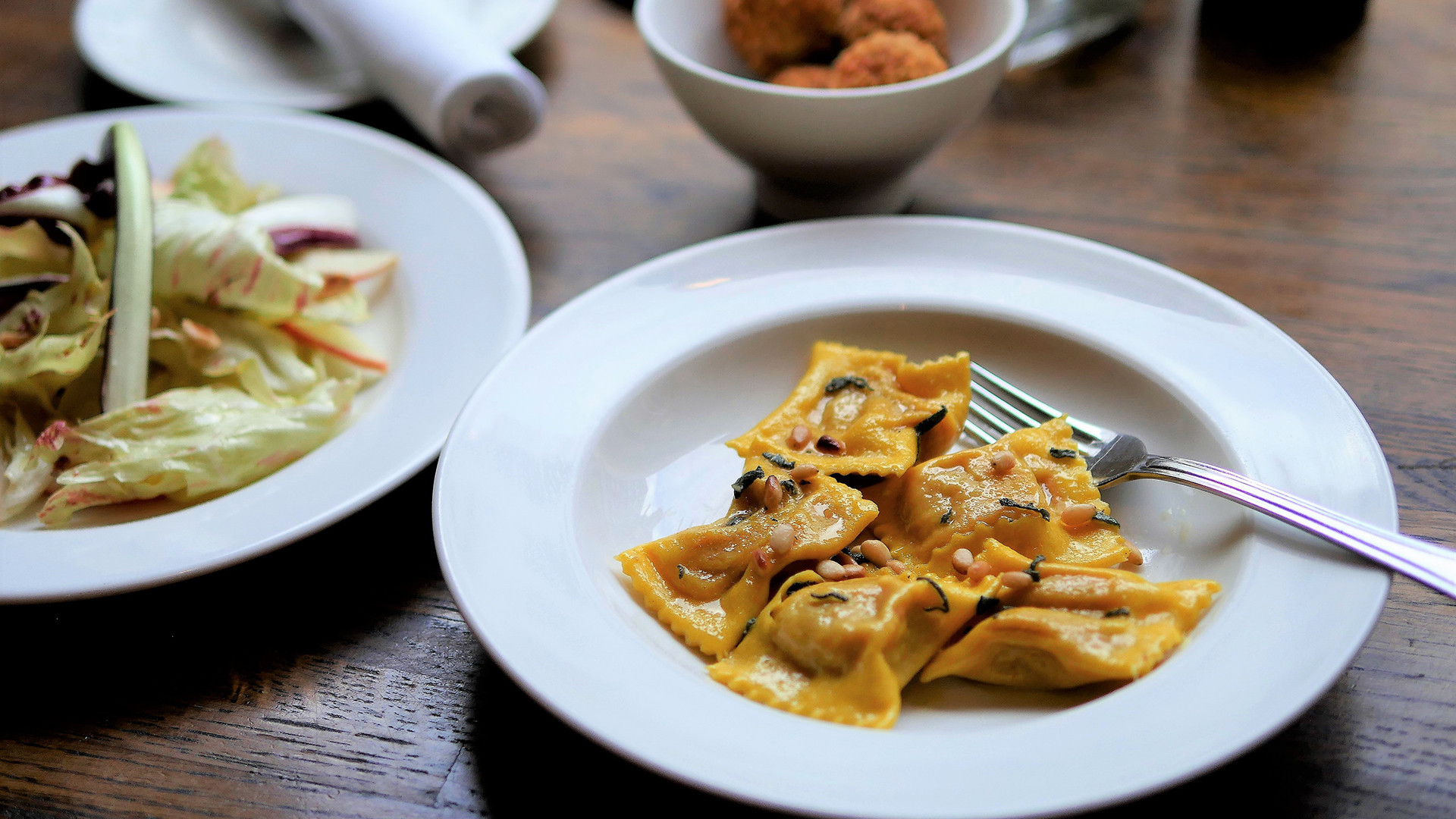 Best pasta restaurants in London – Cafe Murano