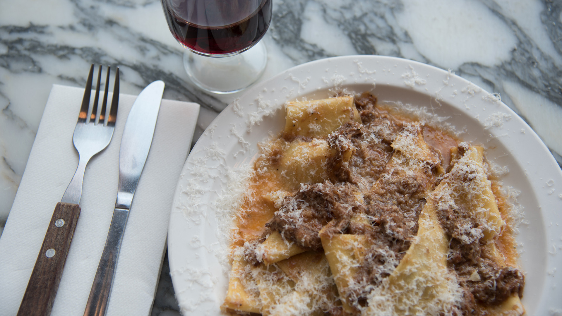 Best pasta restaurants in London – Padella