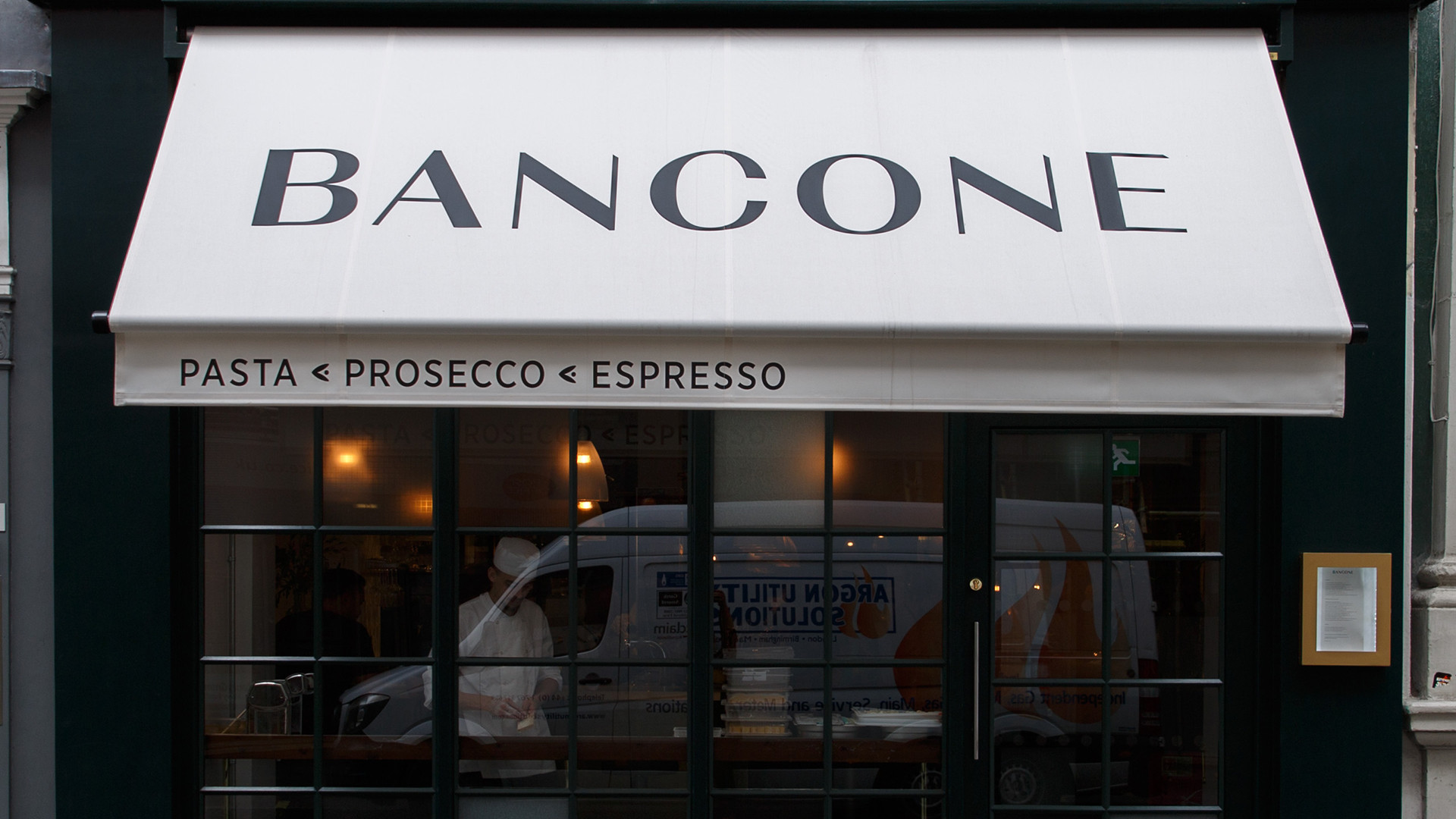 Best pasta restaurants in London – Bancone