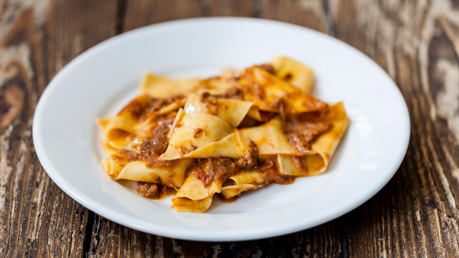 Best pasta restaurants in London – Trullo