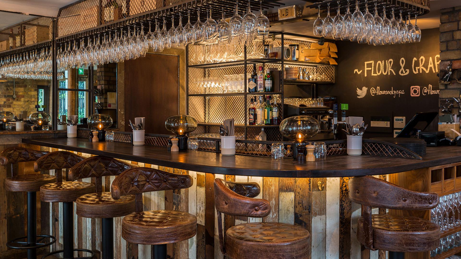 Best pasta restaurants in London – Flour & Grape