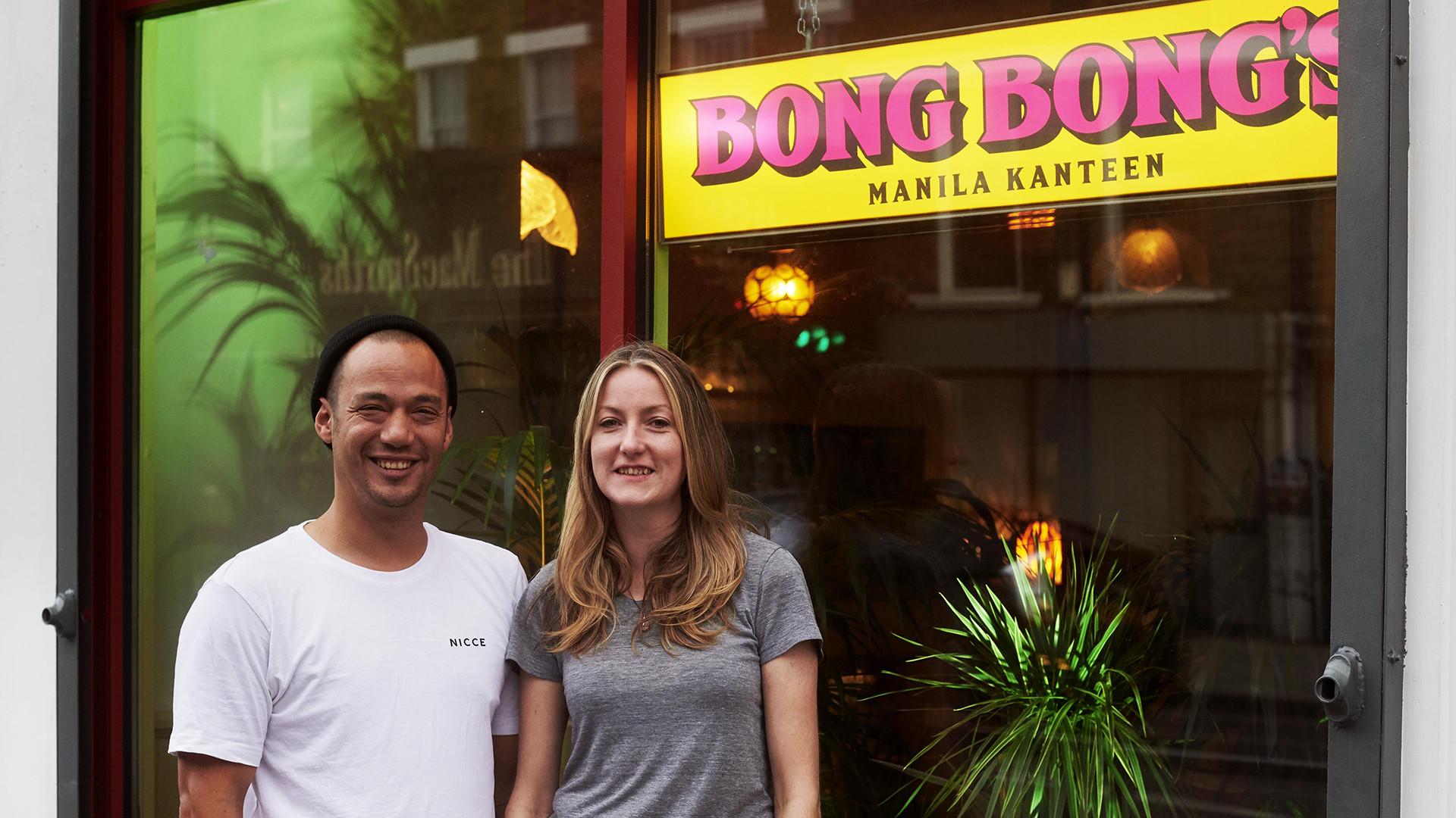 Bong Bong's Manila Kanteen