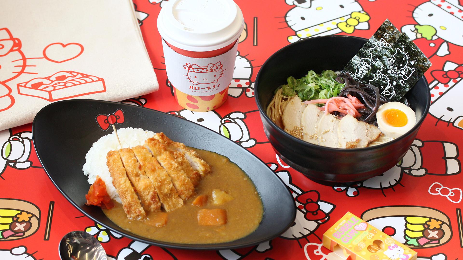 Hello Kitty Ichiba