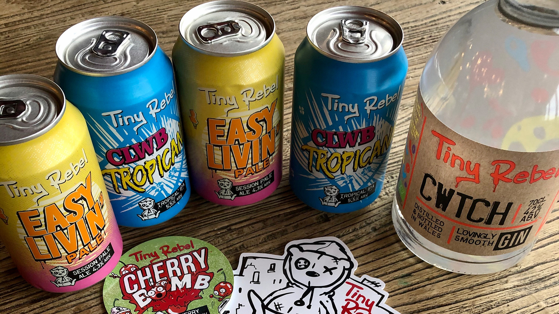 Tiny Rebel Tap Takeover at The Islington Town House