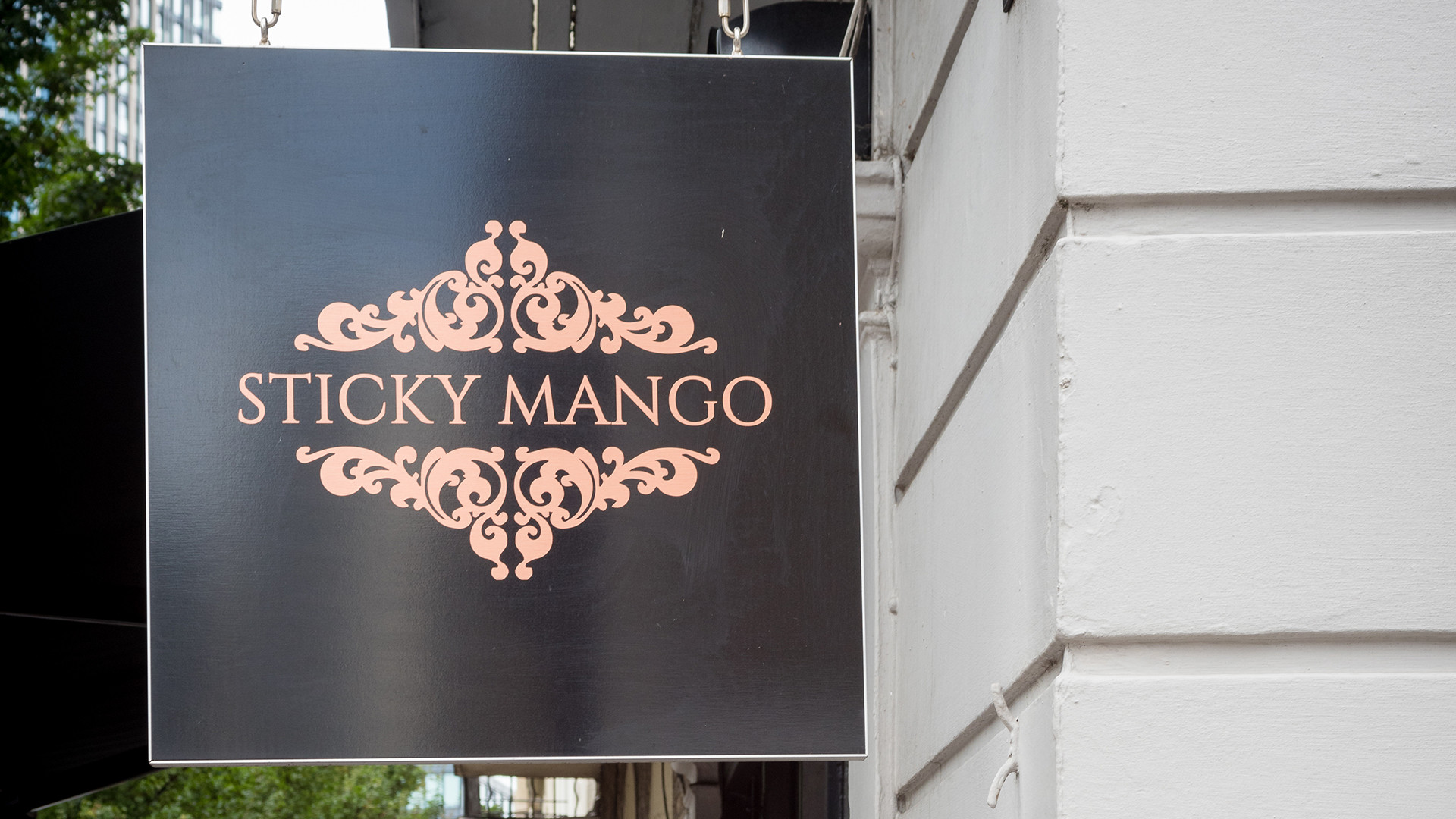 Festive menu at Sticky Mango