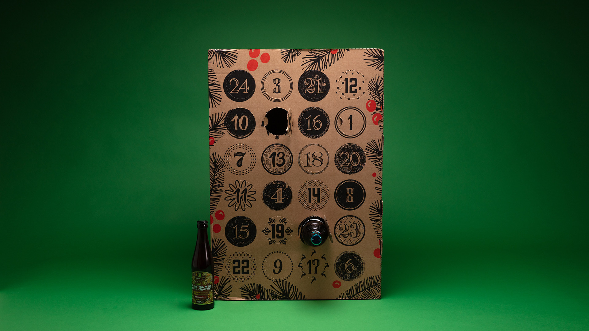St Austell beer advent calendar, £73