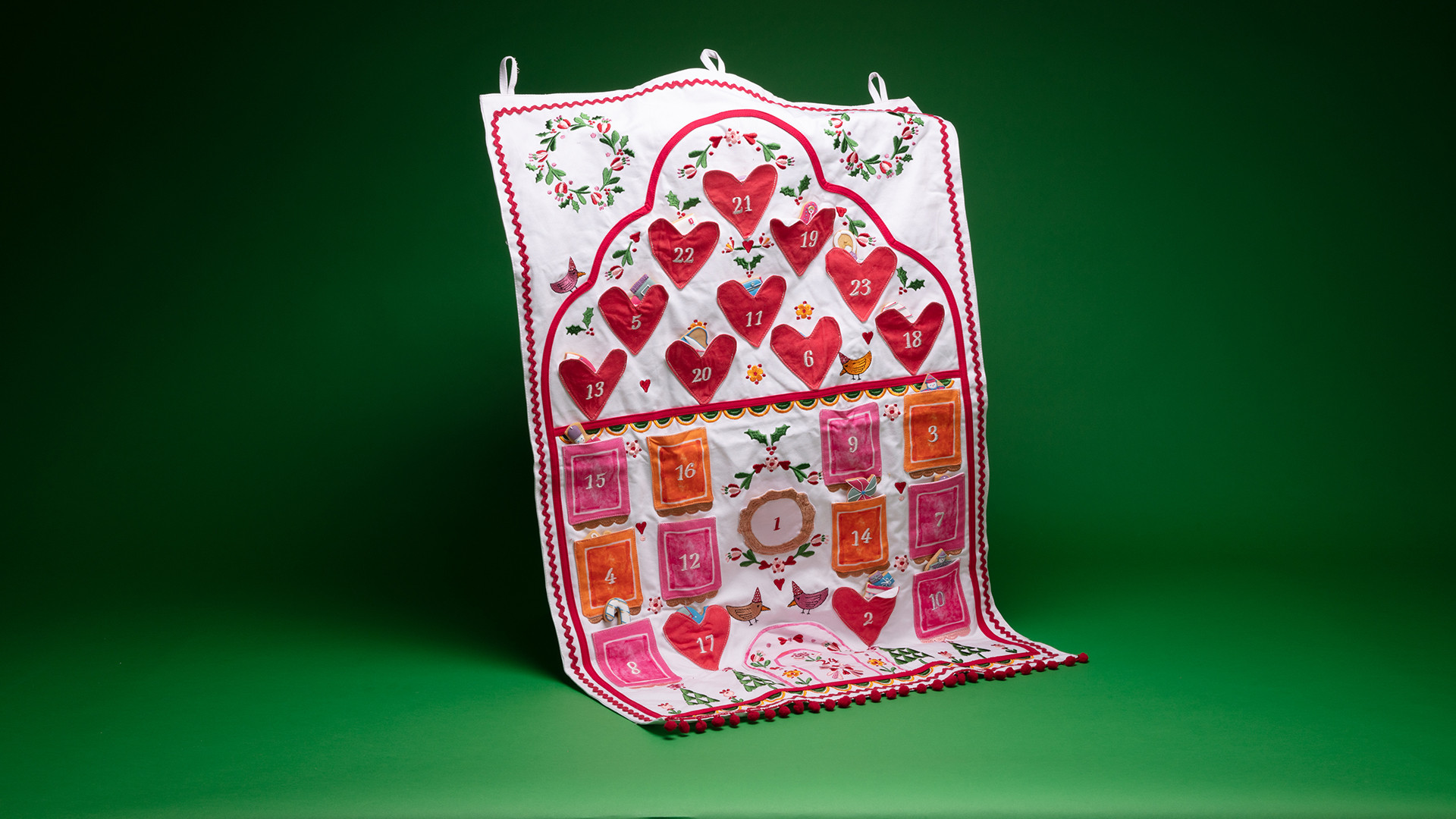 Sophie Conran for Biscuiteers advent calendar, £125