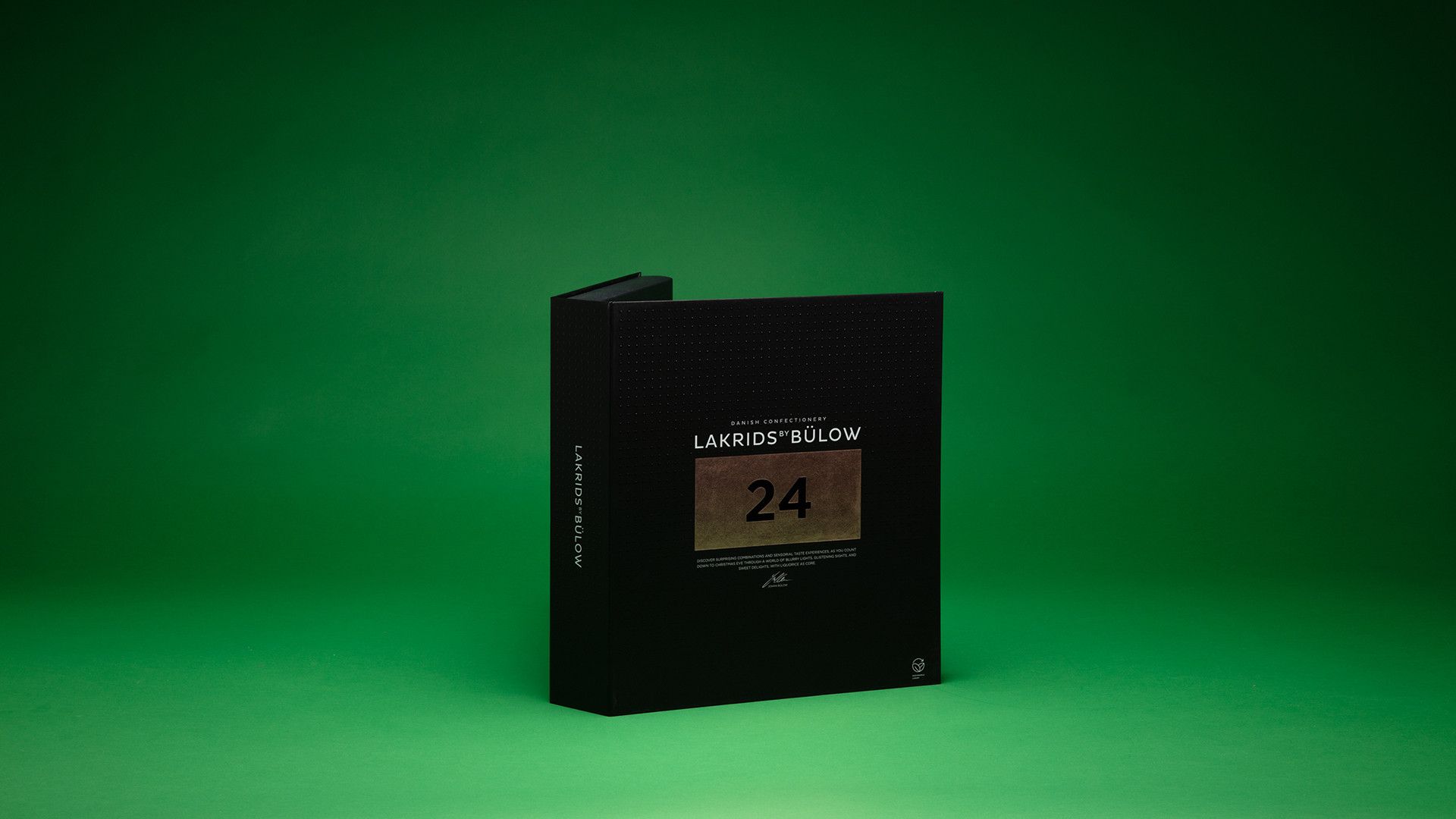 Lakrids Liquorice advent calendar, £34.95