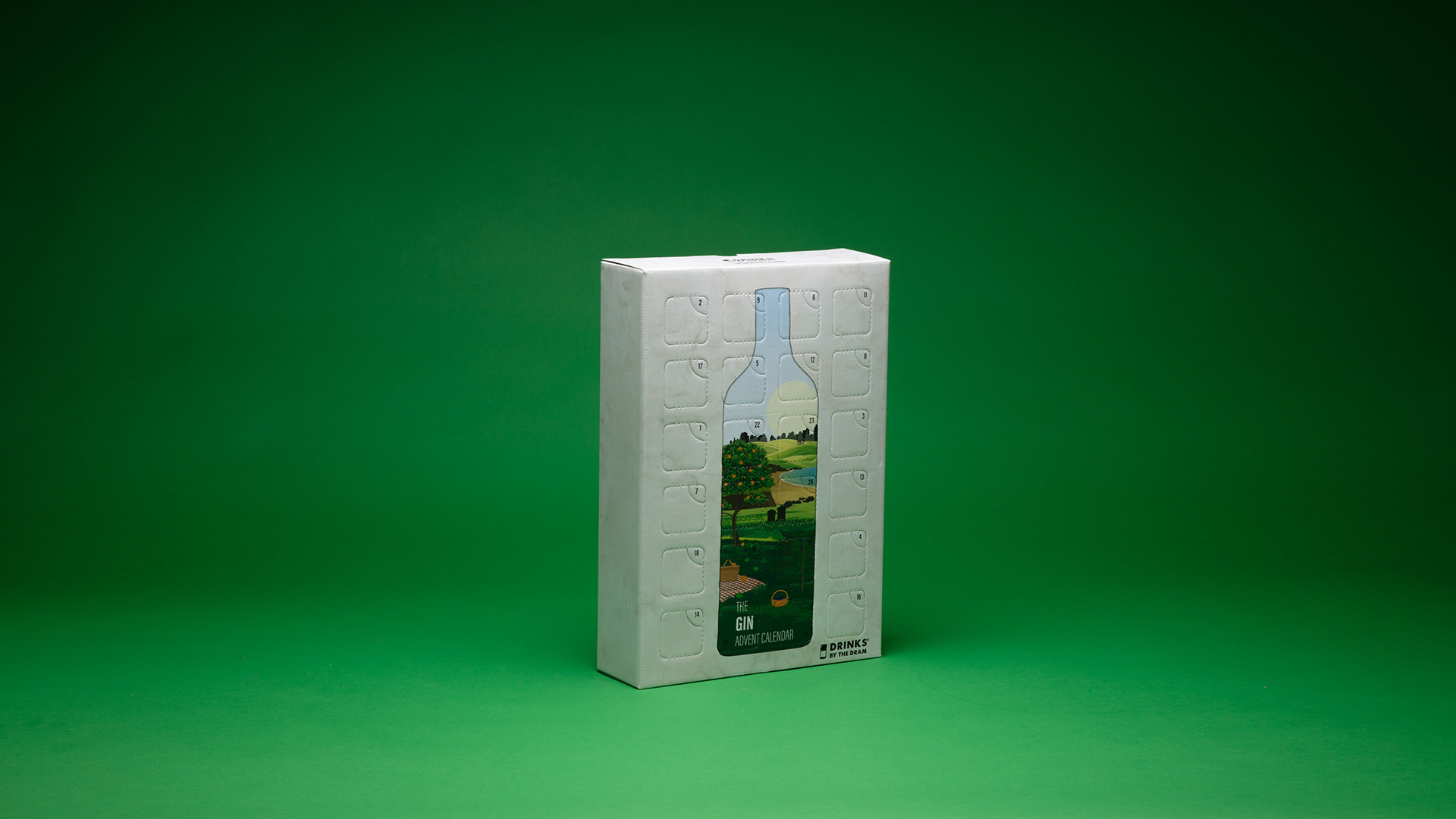 The Gin Explorer advent calendar, £99.95