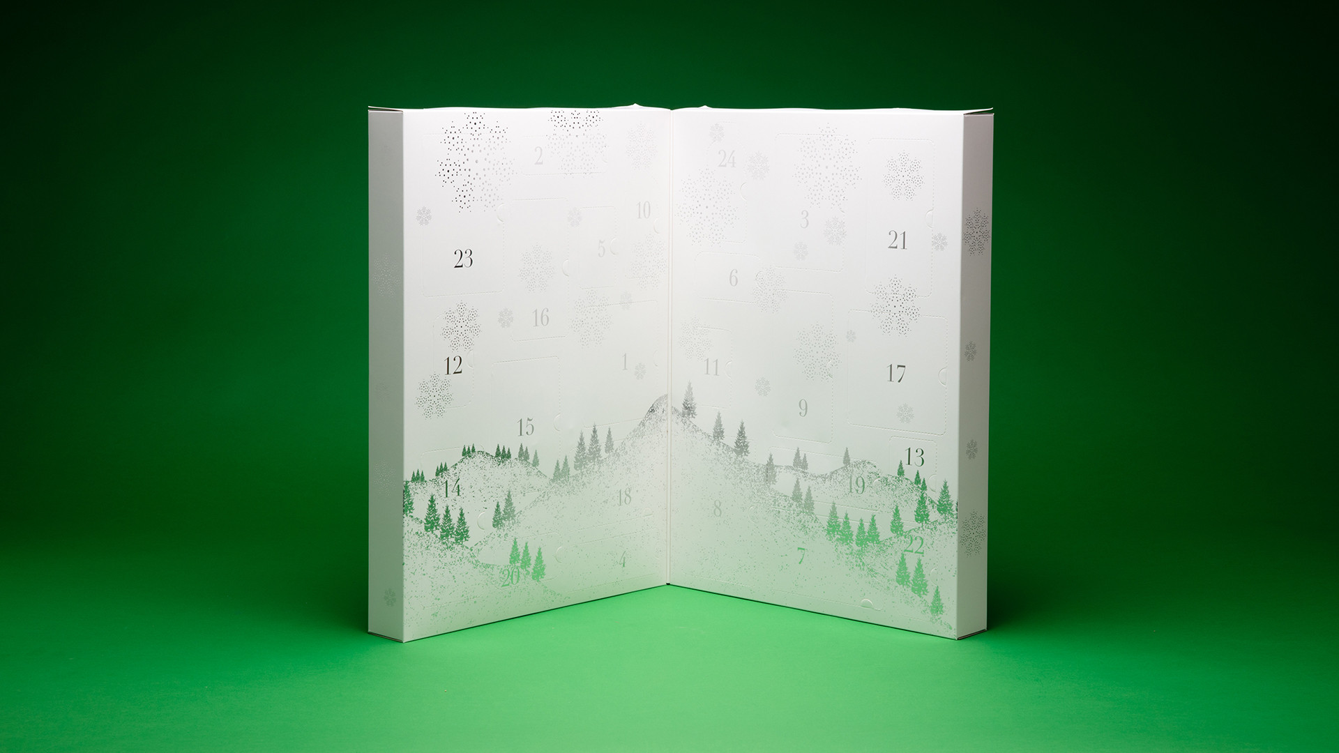Hotel Chocolat's The Grand Advent Calendar, £68