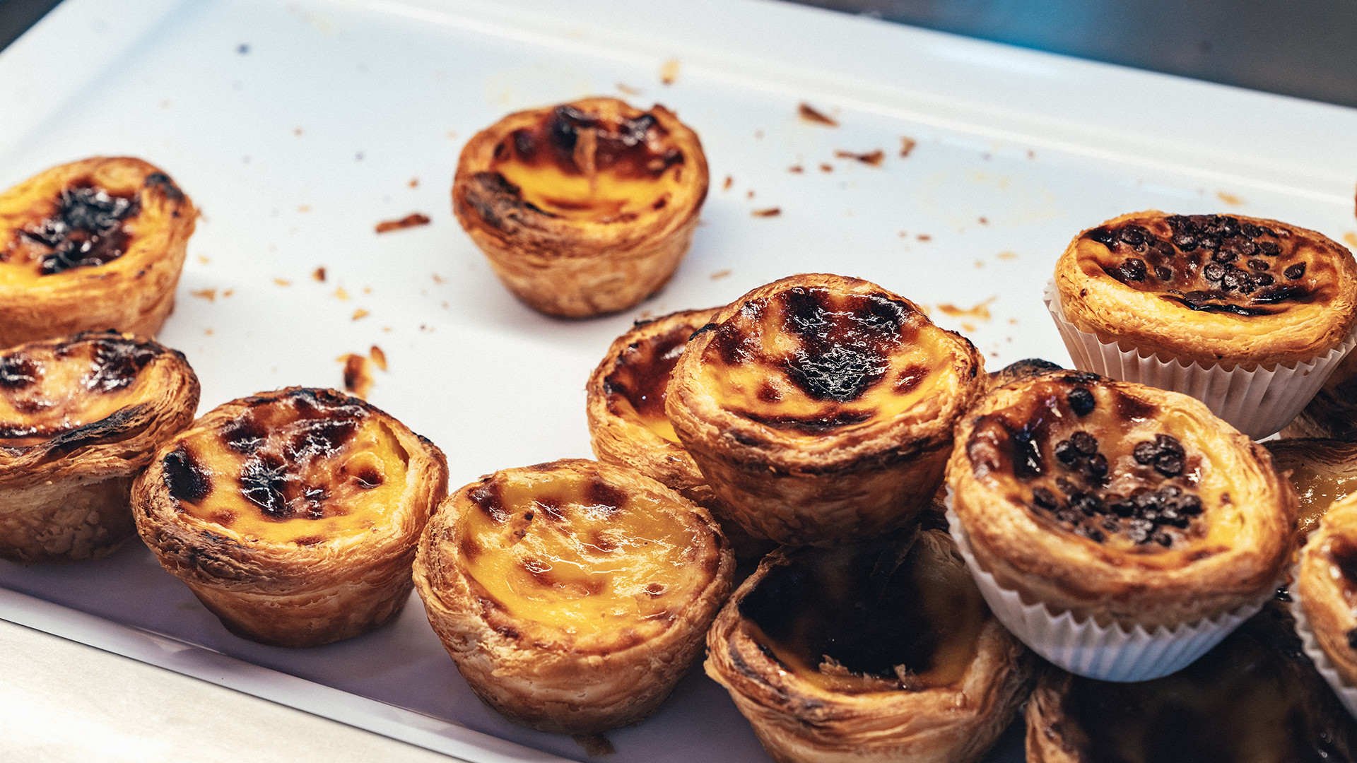 Pasté​is de nata