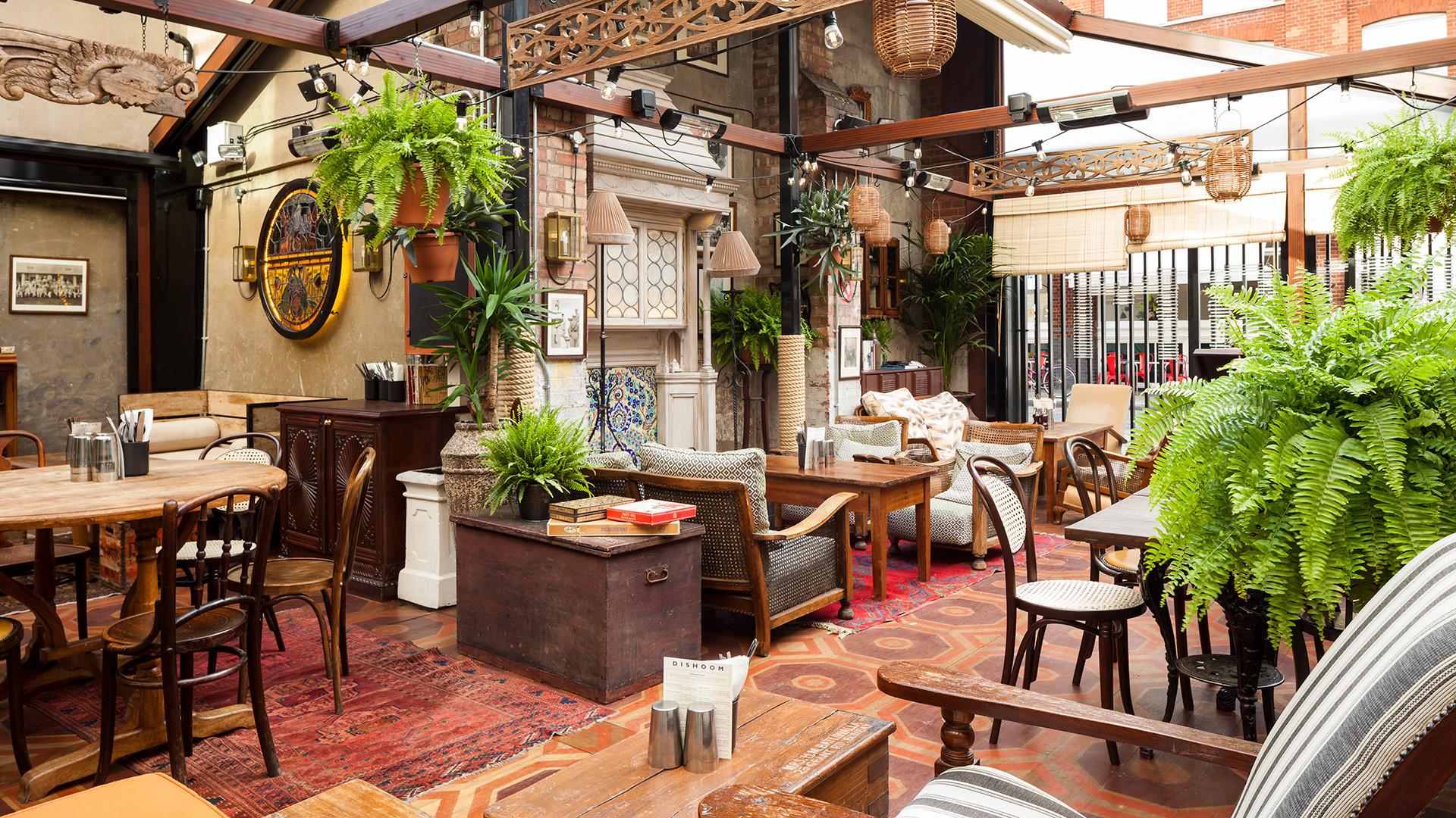 Best restaurants Shoreditch – Dishoom