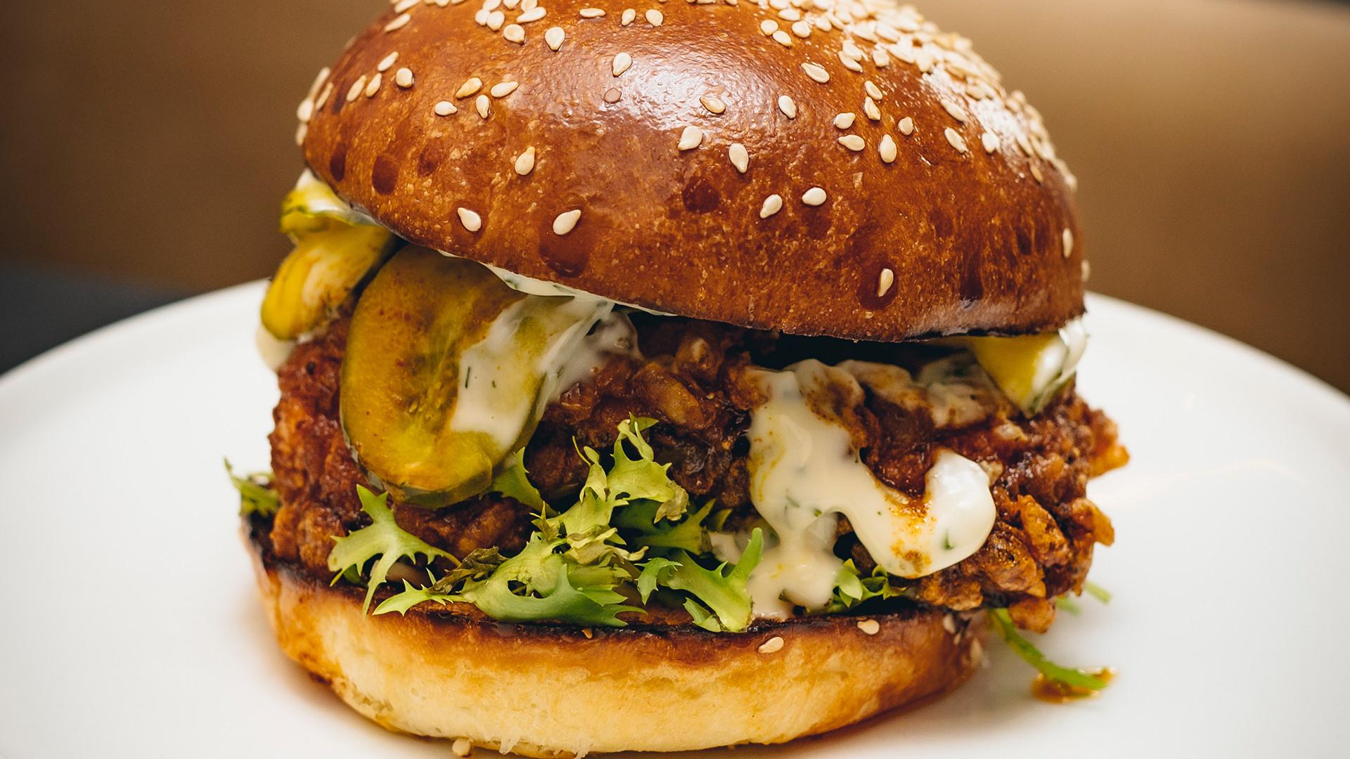 Best restaurants Shoreditch – Burger & Beyond