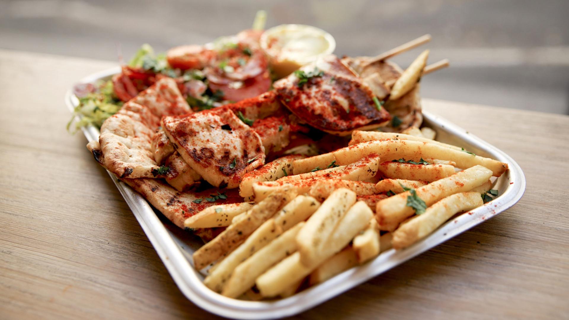 Best restaurants Shoreditch – The Athenian