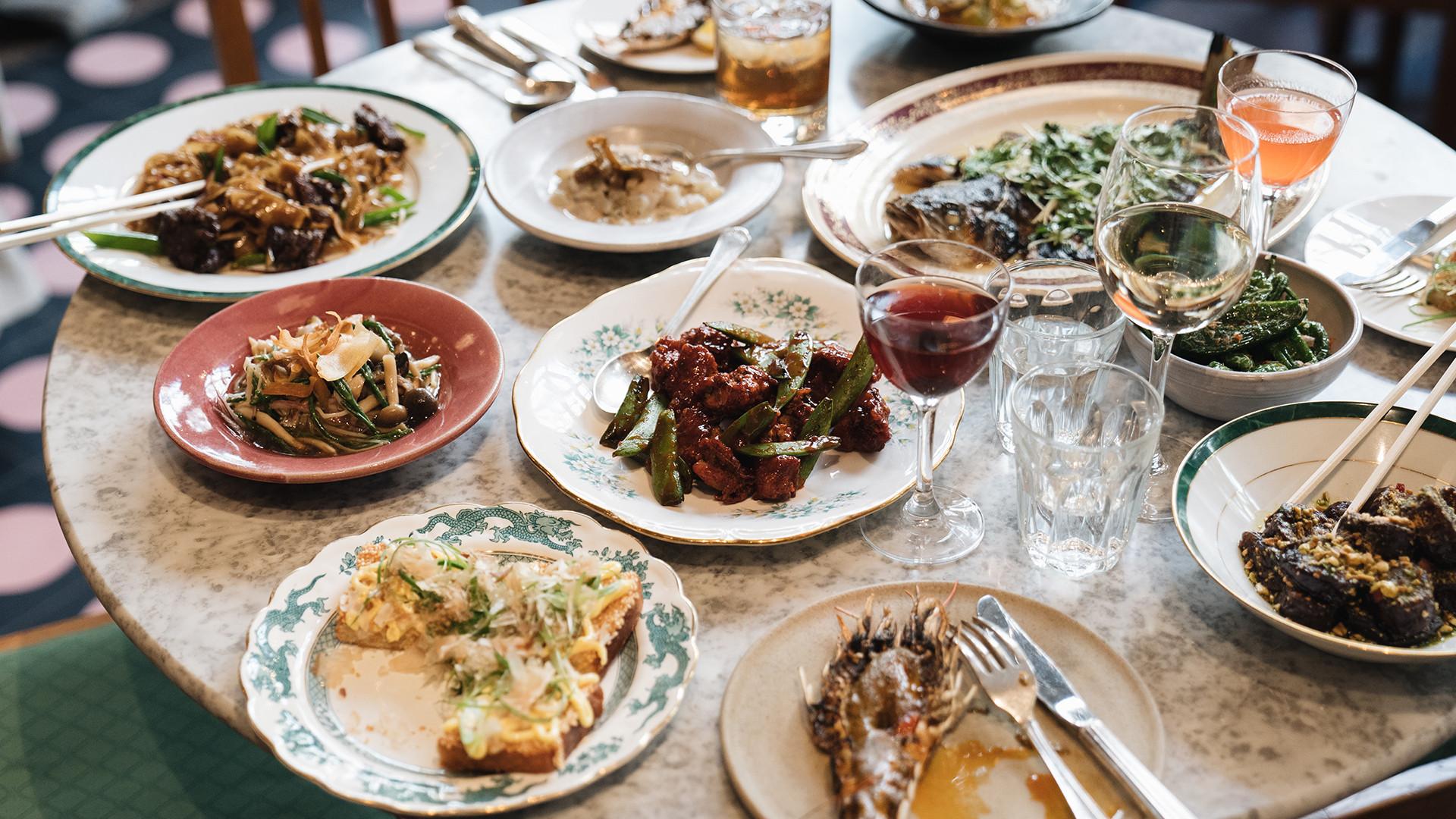 Best restaurants Shoreditch – Pachamama East