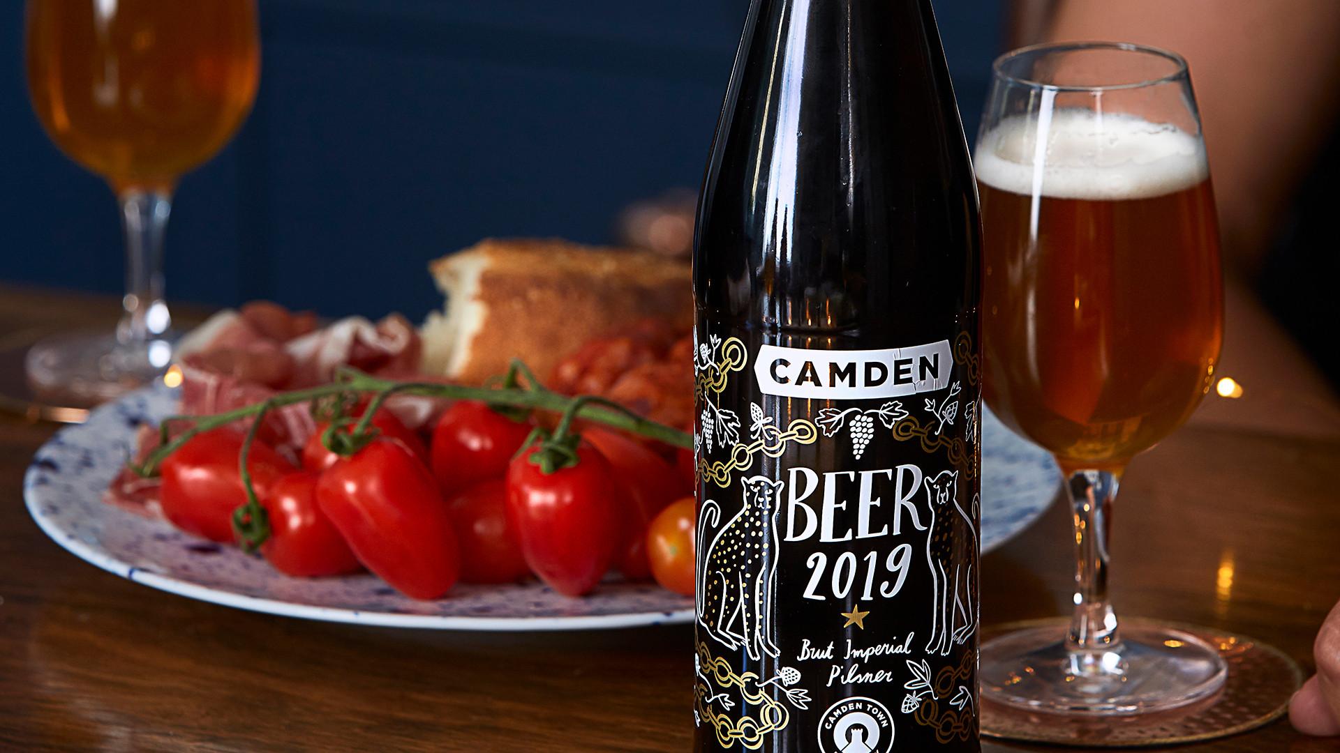 Camden Town Beer 2019