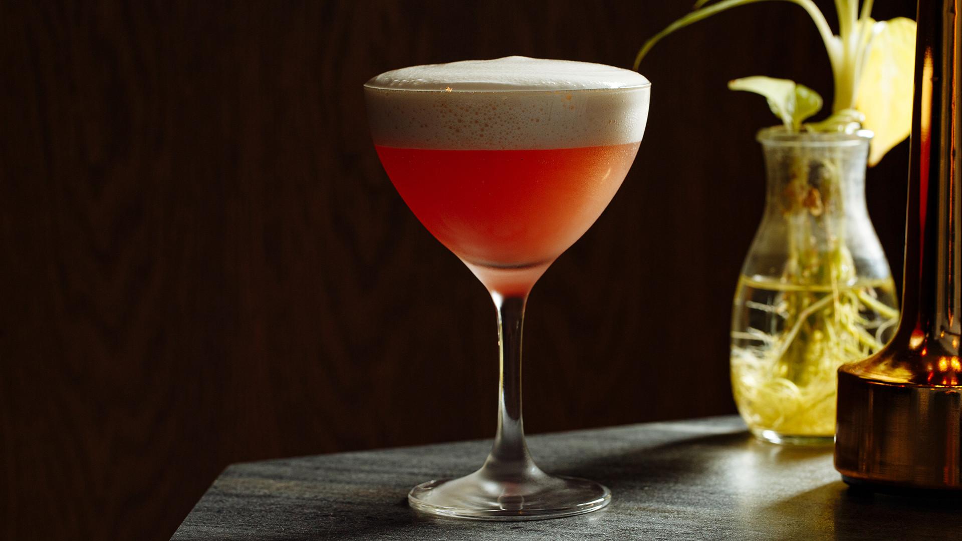 Cocktail omakase experience at Machiya Bar